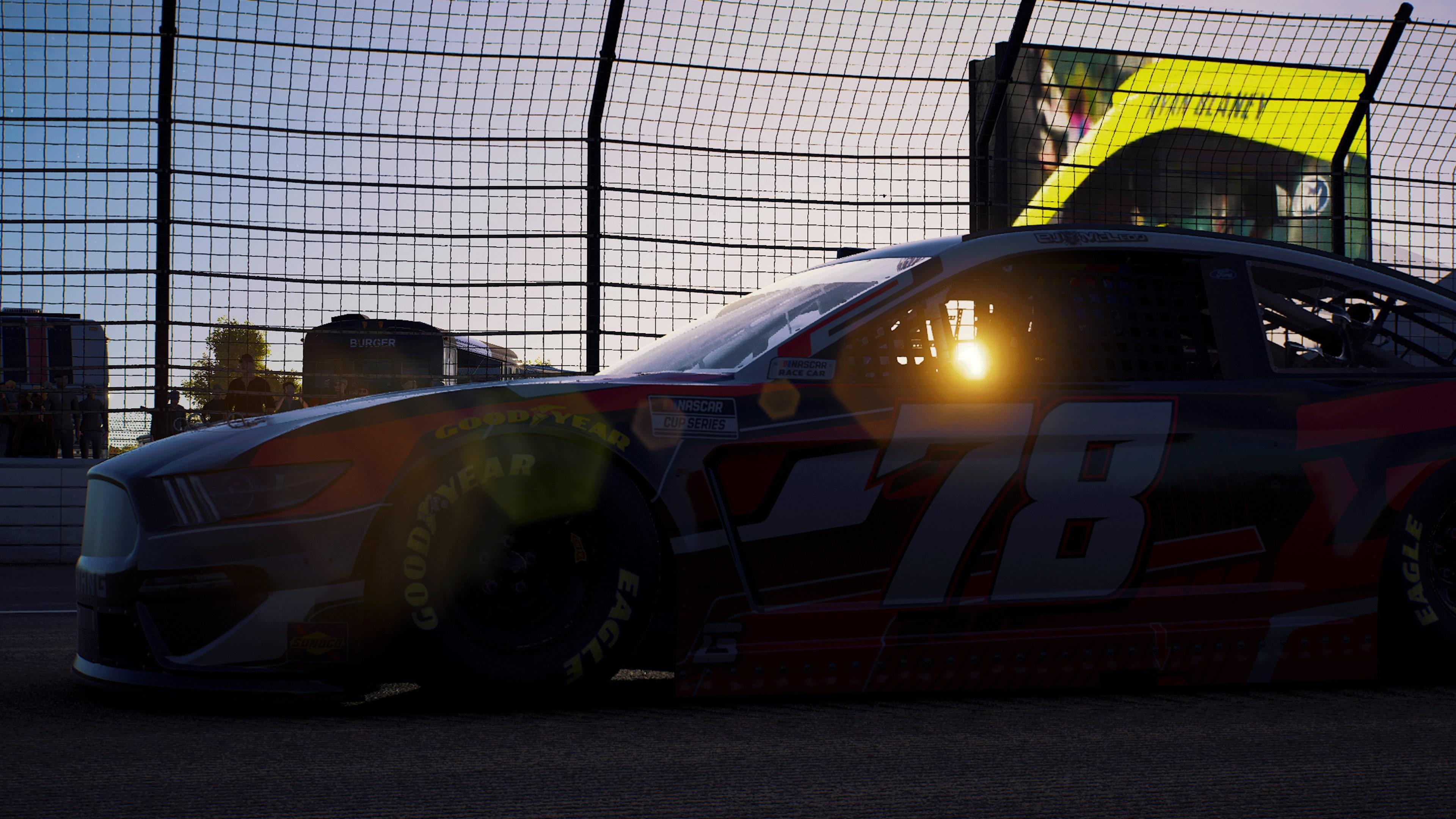 Скриншот №5 к NASCAR 21 Ignition