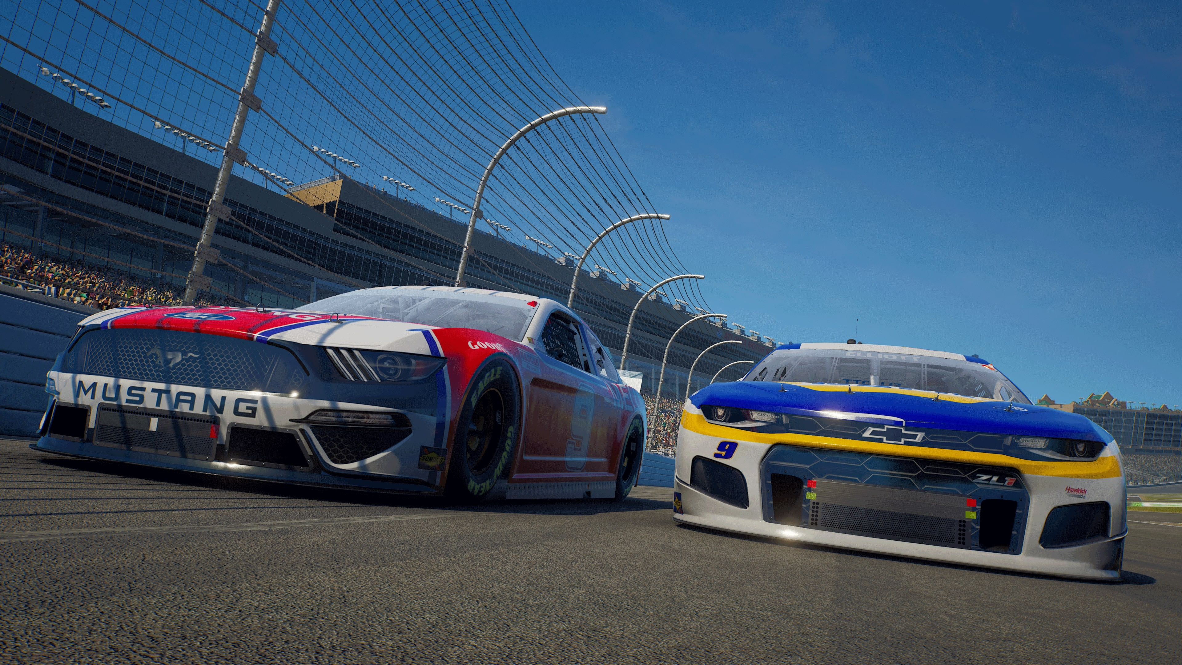 Скриншот №5 к NASCAR 21 Ignition - Champions Edition