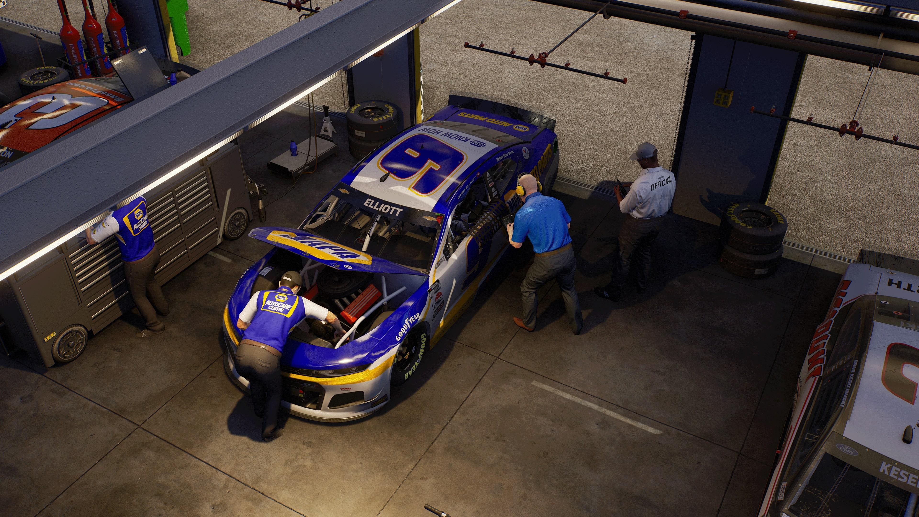 Скриншот №4 к NASCAR 21 Ignition