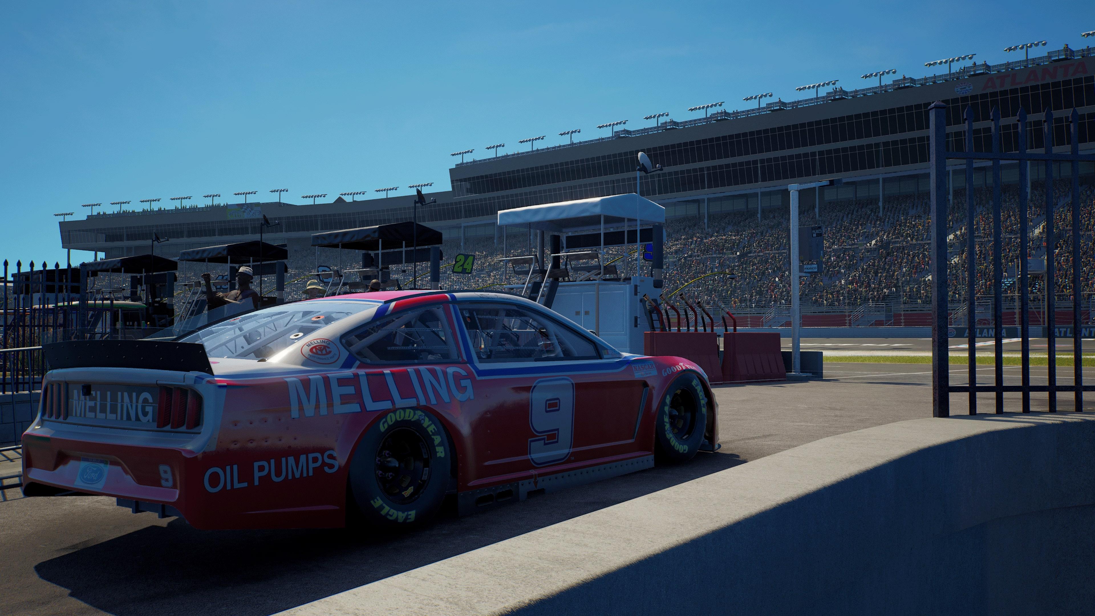 Скриншот №4 к NASCAR 21 Ignition - Champions Edition