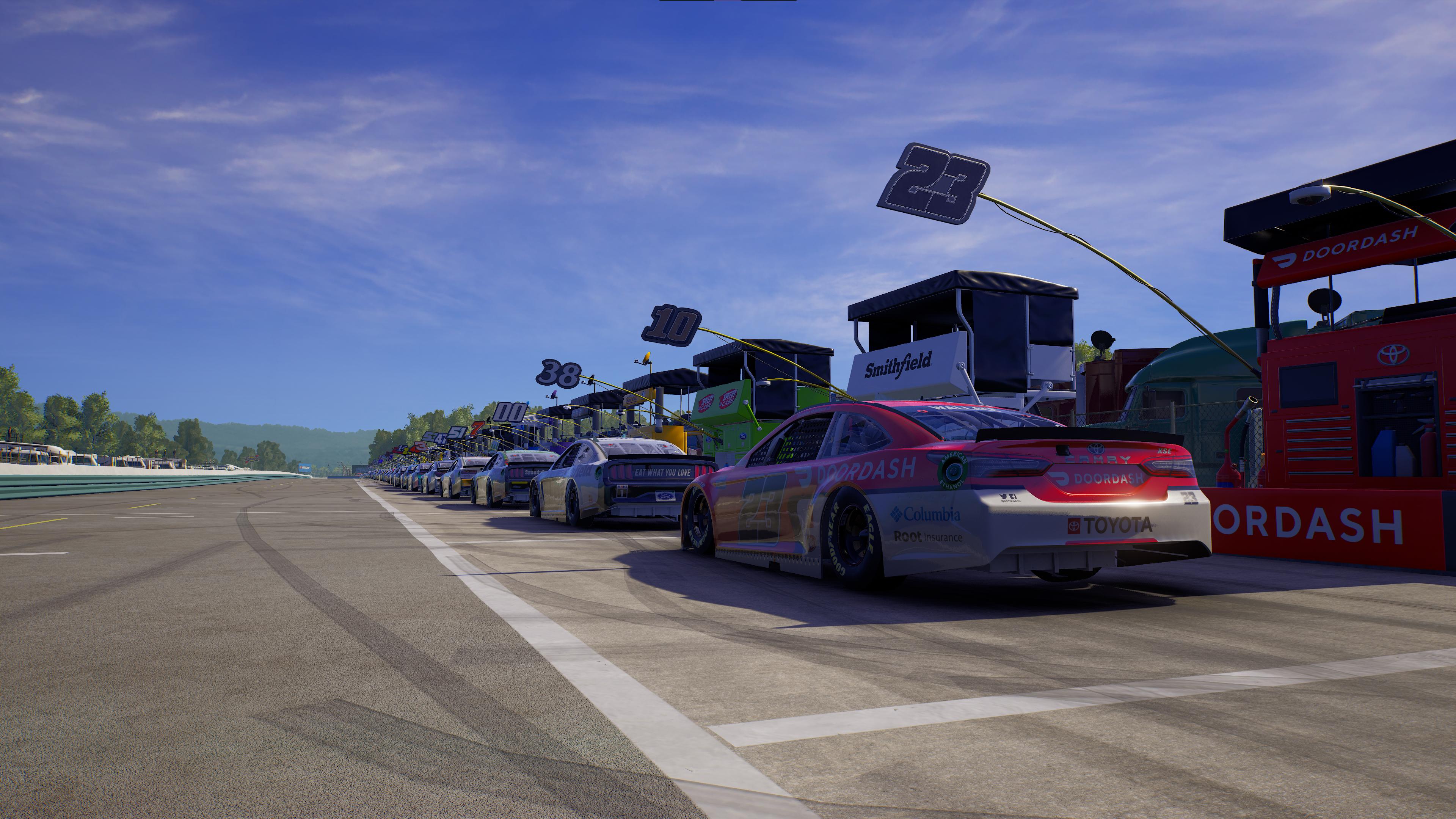 Скриншот №2 к NASCAR 21 Ignition