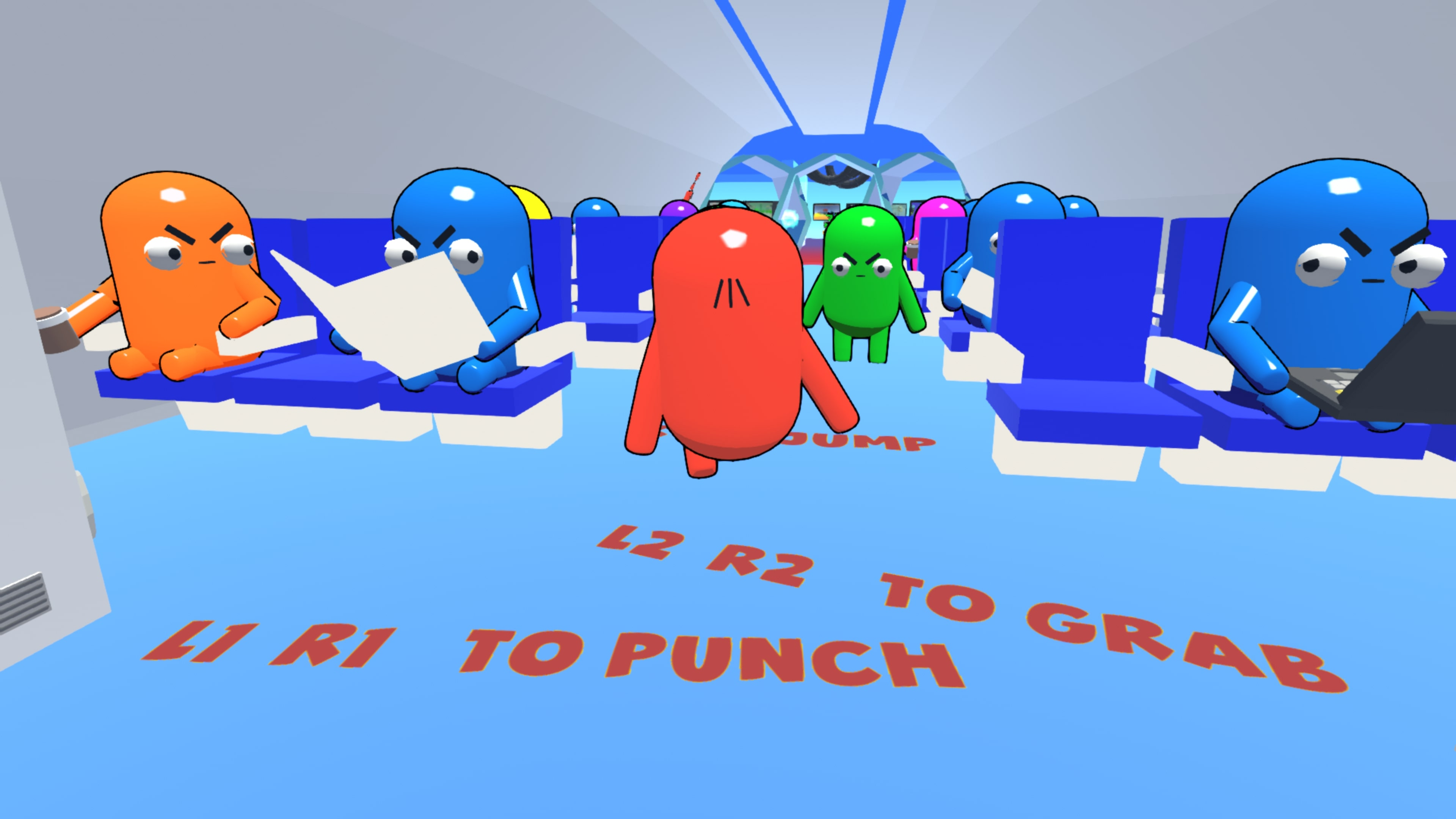 Скриншот №4 к The Angry 4