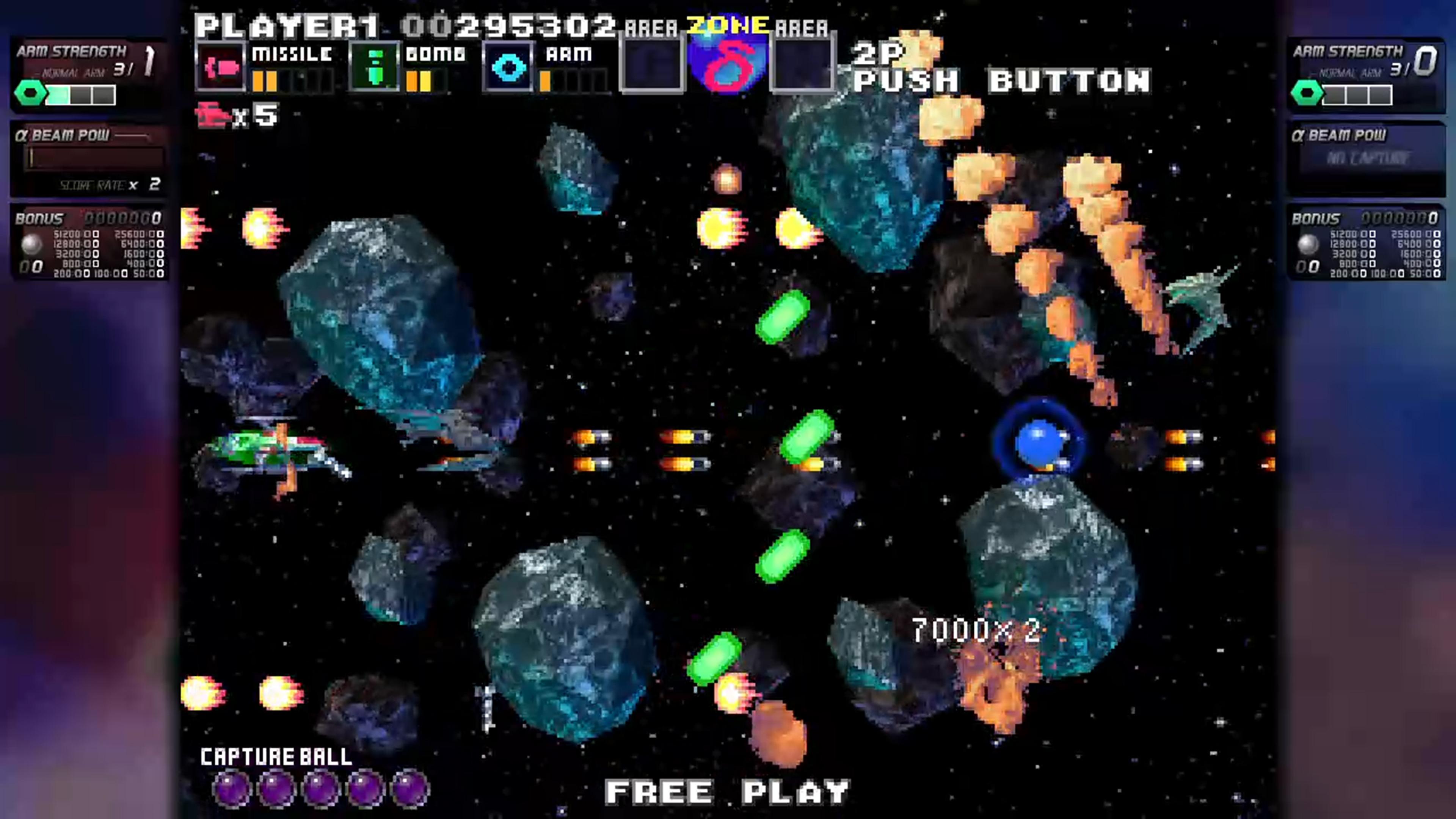 Скриншот №9 к G-Darius HD
