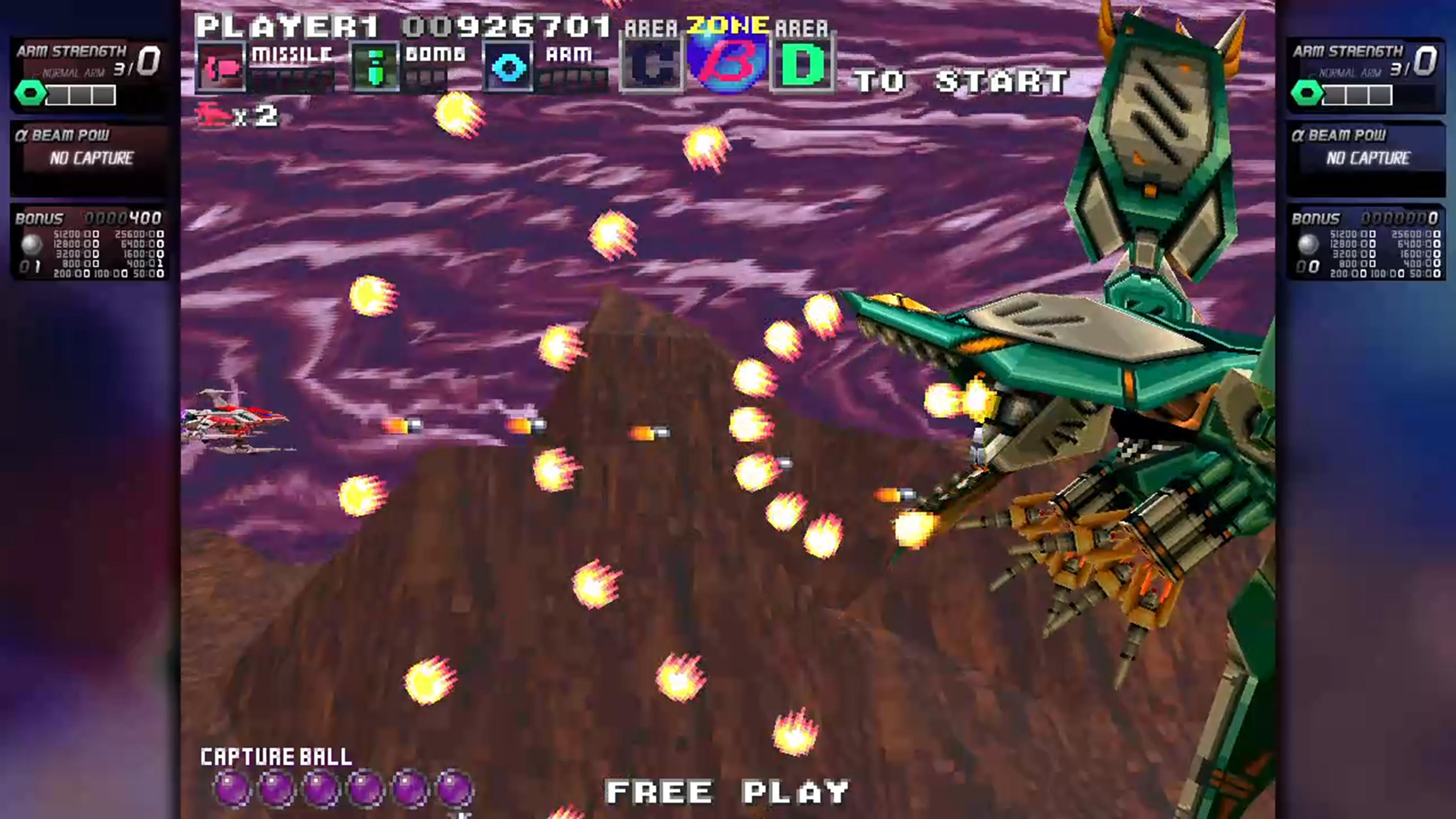 Скриншот №3 к G-Darius HD