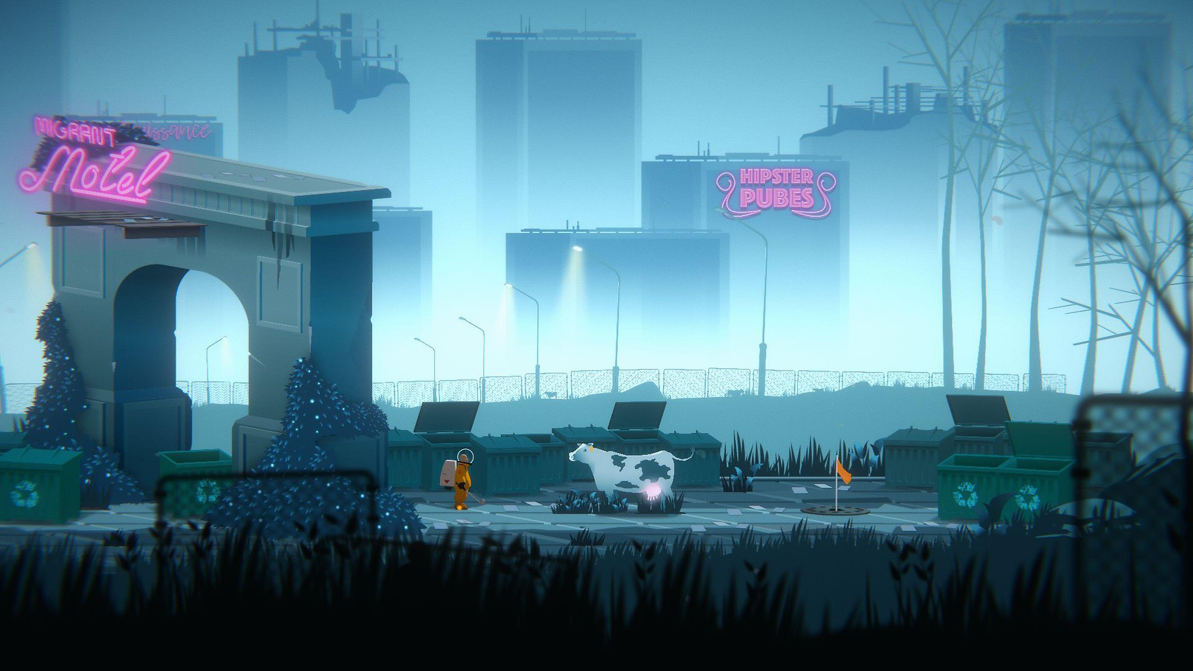 Скриншот №5 к Golf Club Wasteland