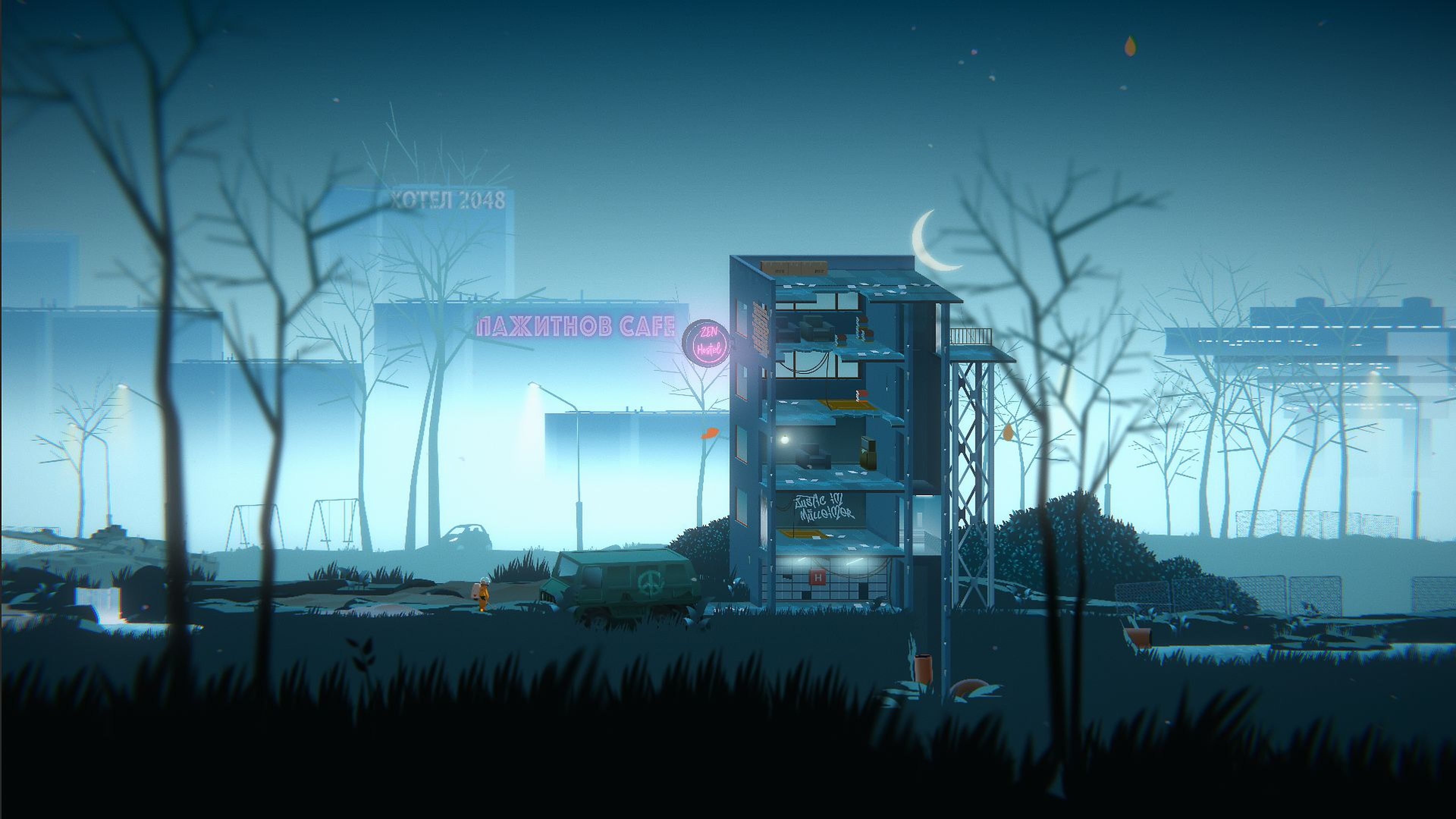 Скриншот №6 к Golf Club Wasteland