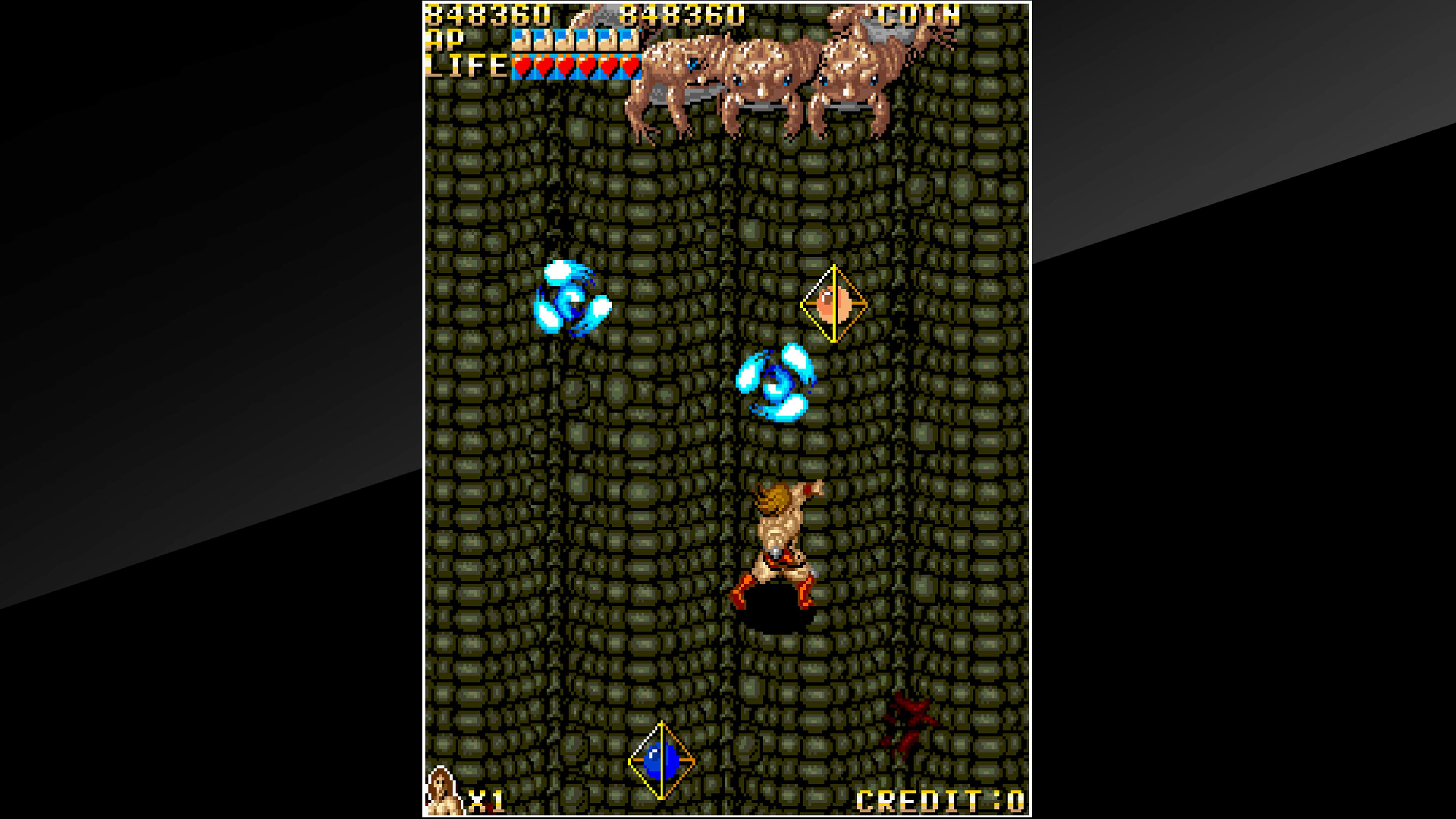 Скриншот №9 к Arcade Archives VANDYKE