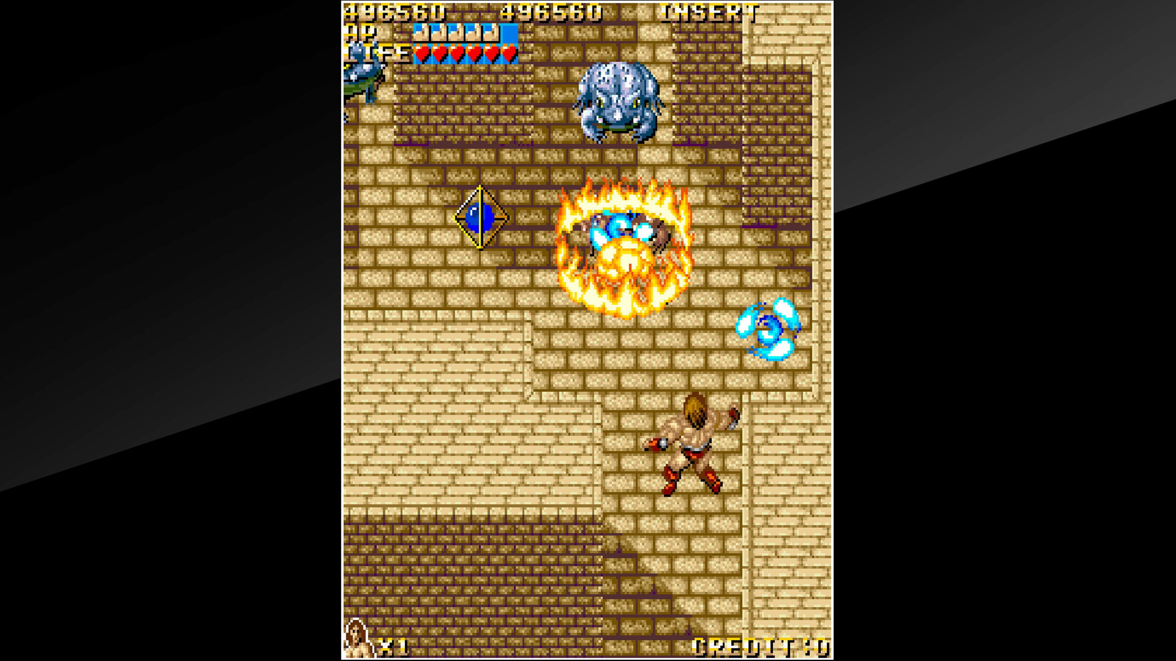 Скриншот №6 к Arcade Archives VANDYKE