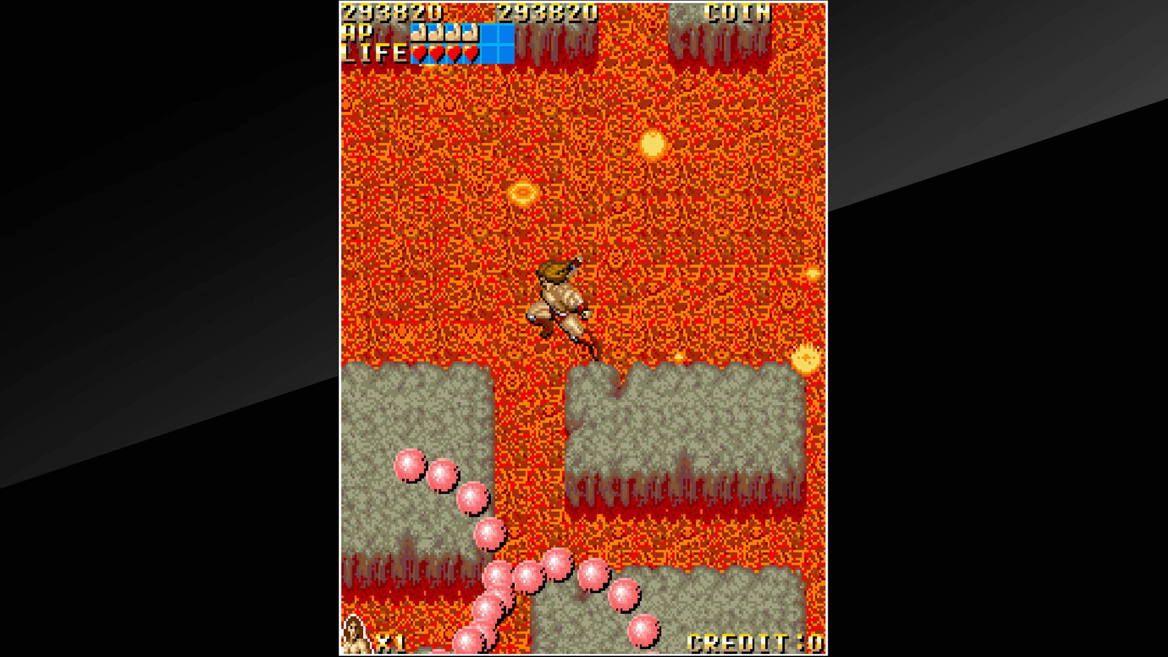 Скриншот №5 к Arcade Archives VANDYKE