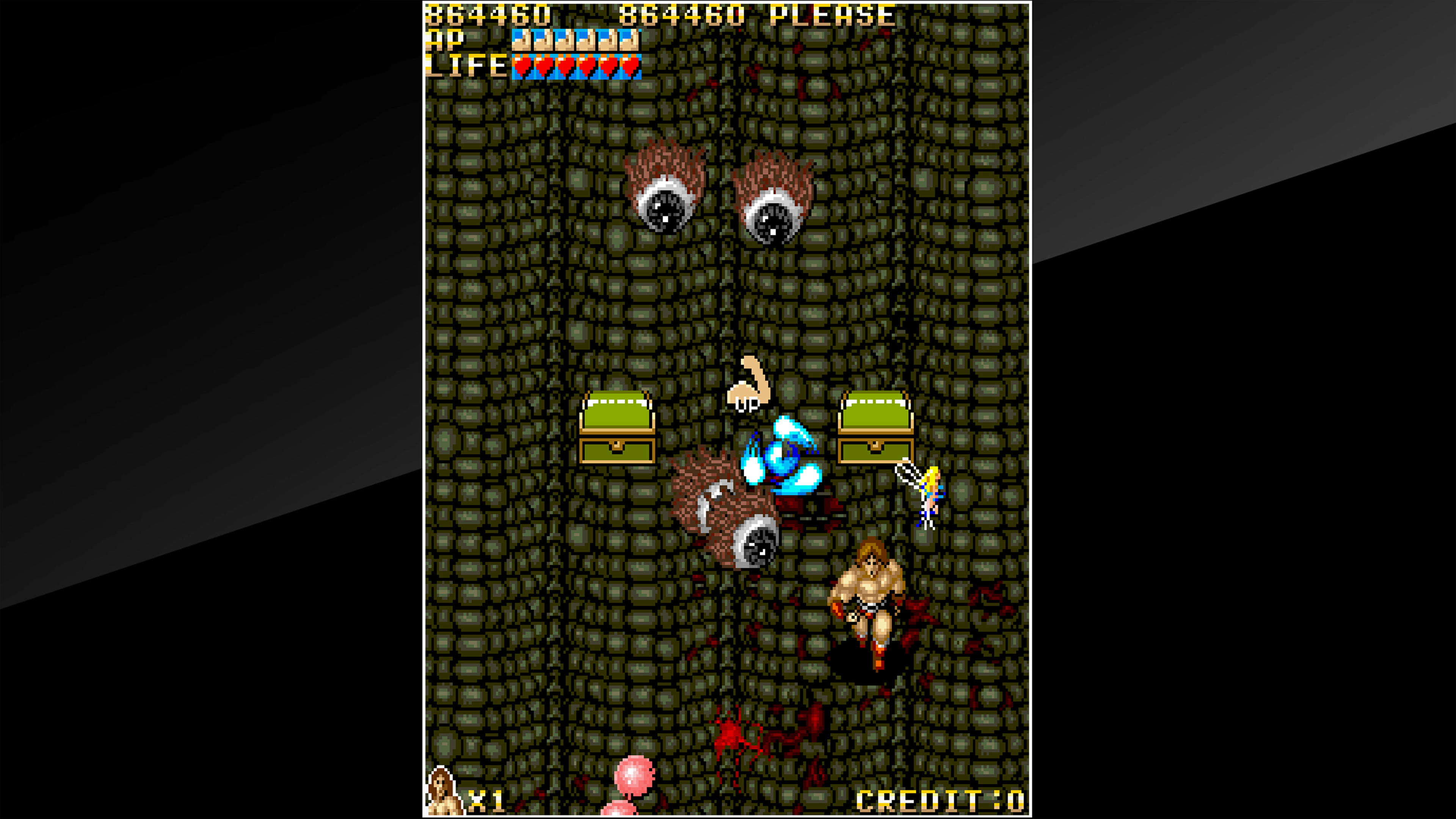 Скриншот №10 к Arcade Archives VANDYKE