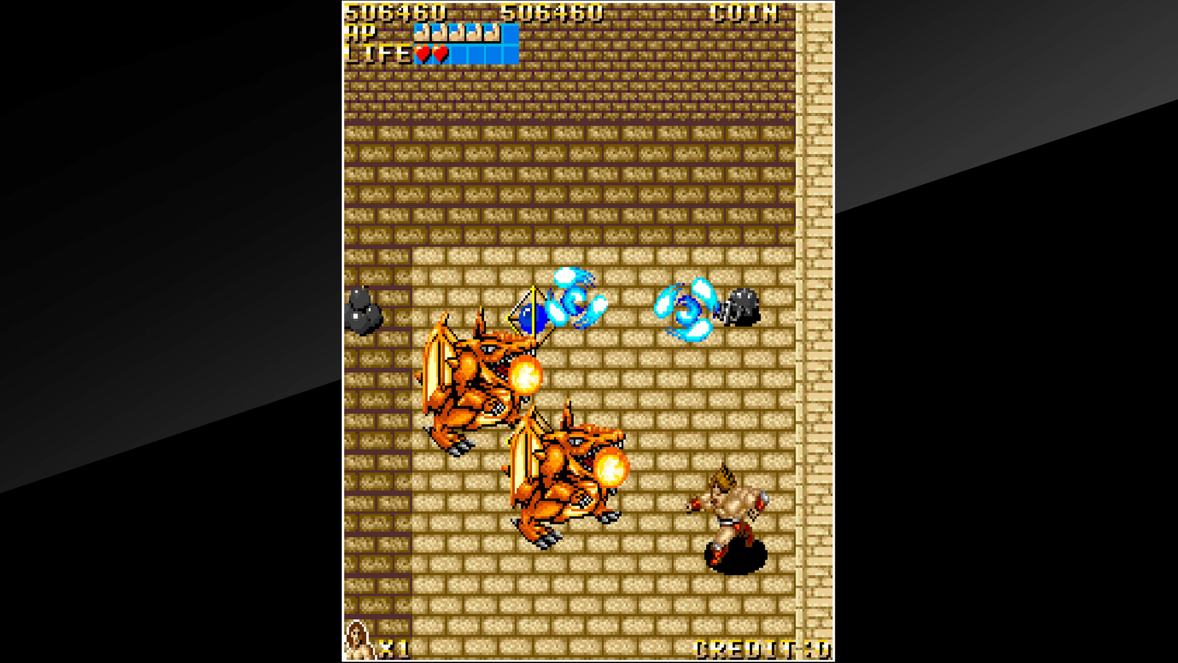 Скриншот №7 к Arcade Archives VANDYKE
