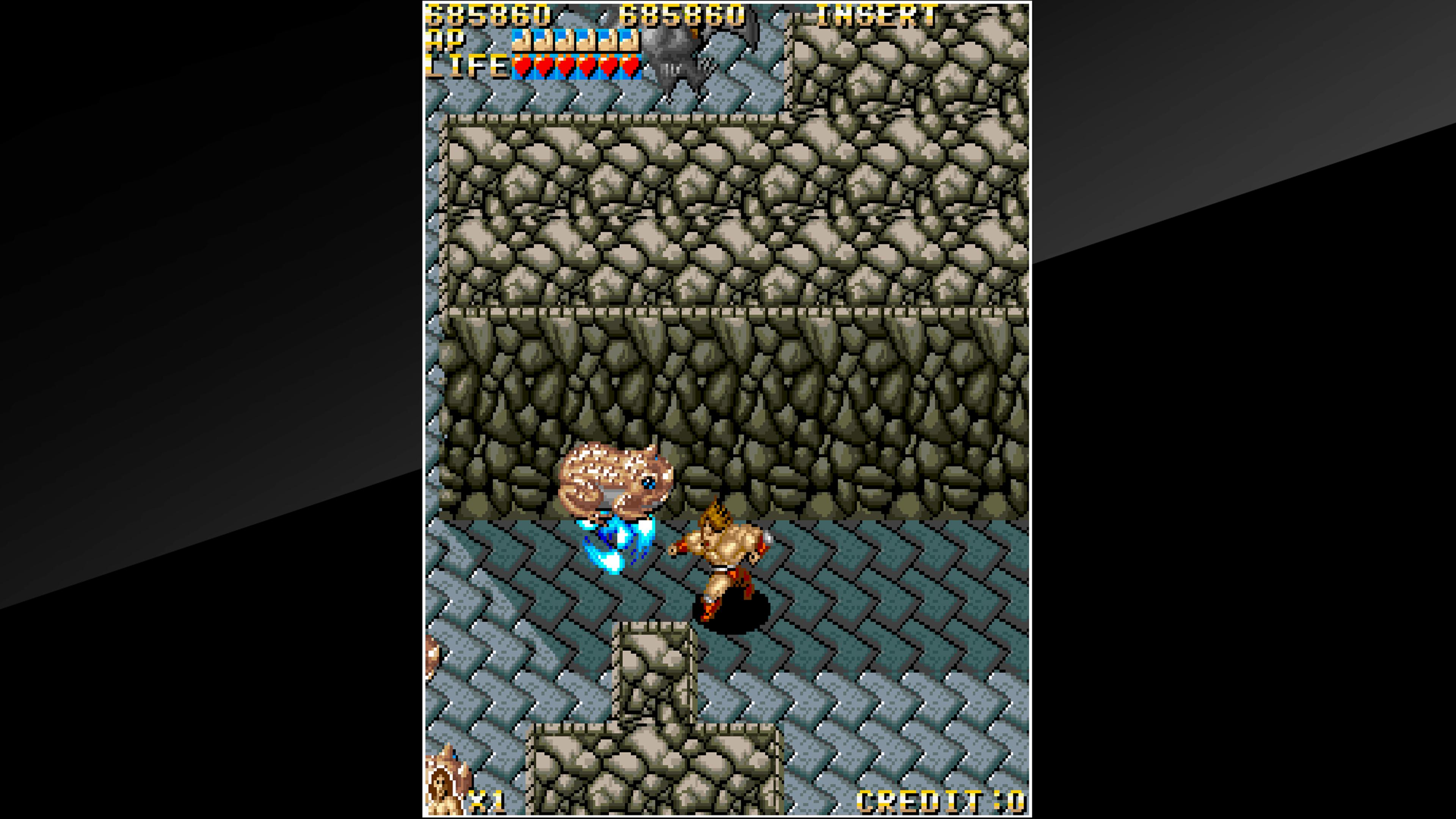Скриншот №8 к Arcade Archives VANDYKE