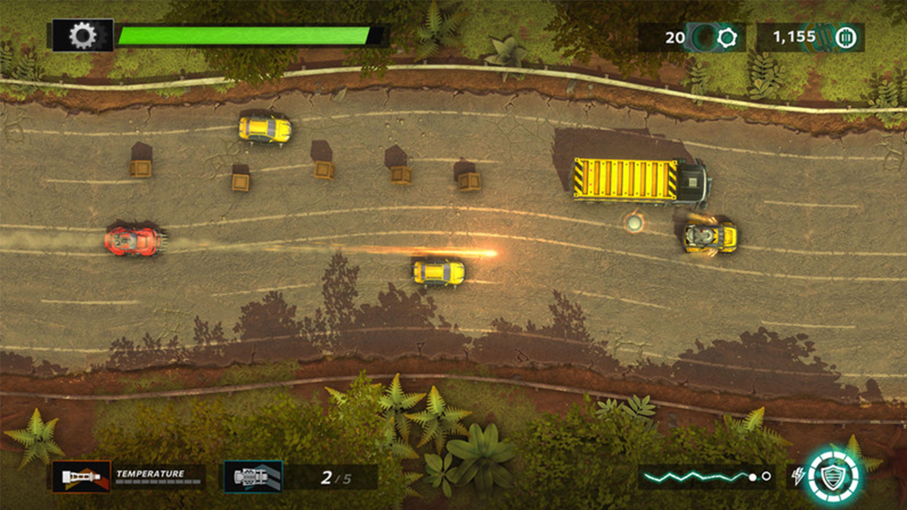 Скриншот №4 к Gearshifters