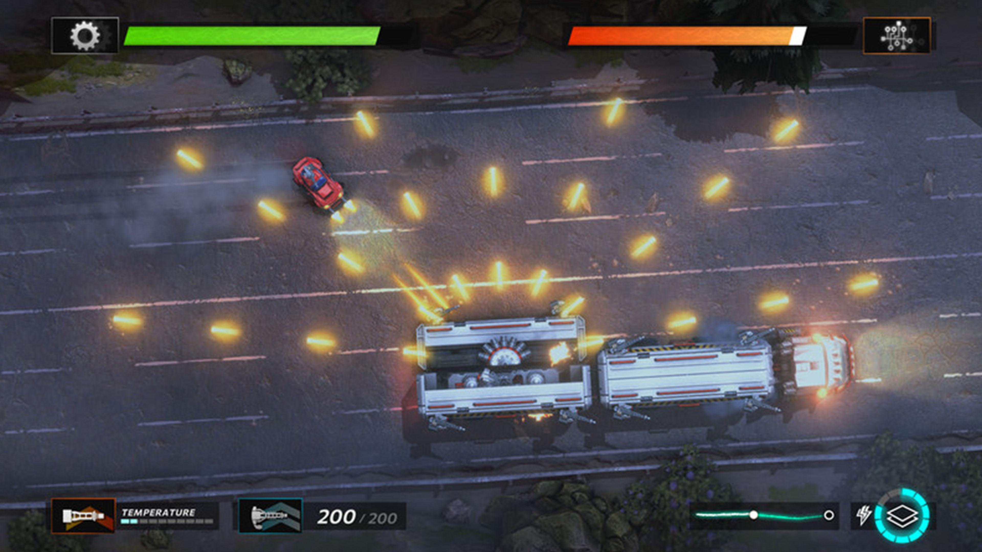 Скриншот №2 к Gearshifters