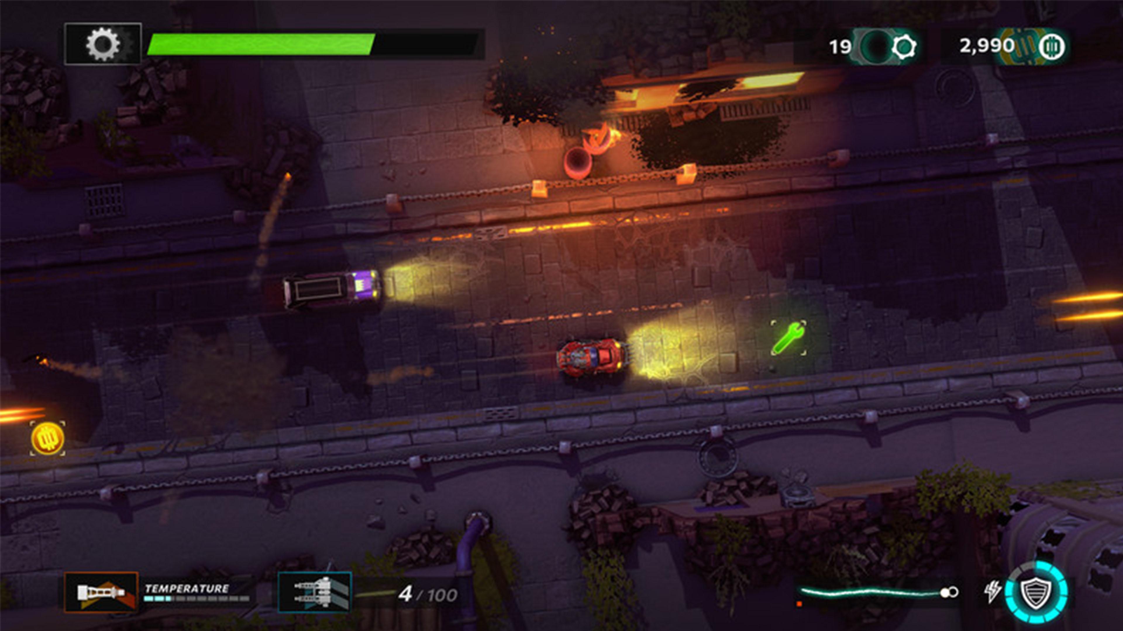 Скриншот №3 к Gearshifters
