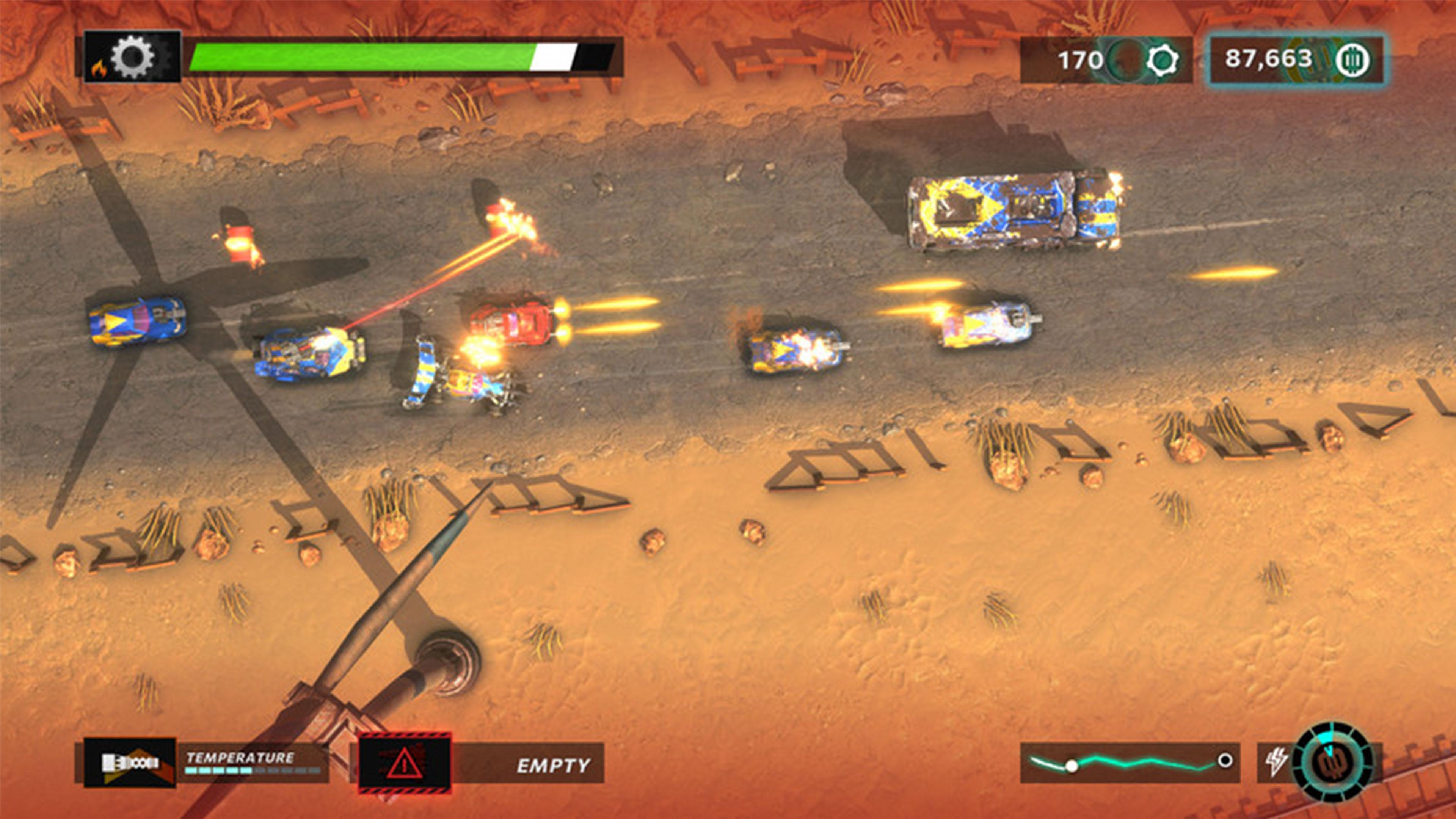 Скриншот №7 к Gearshifters