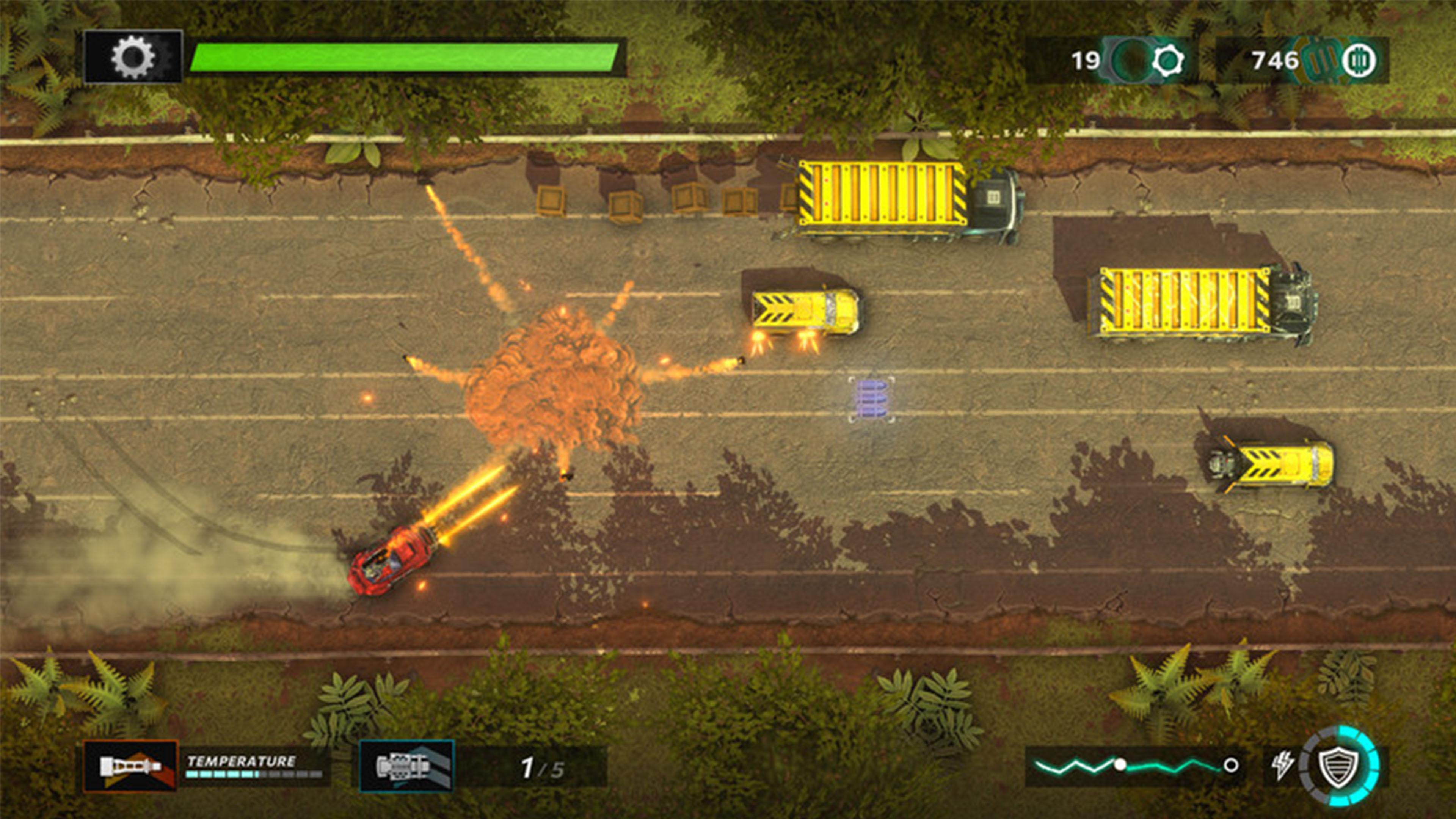 Скриншот №1 к Gearshifters