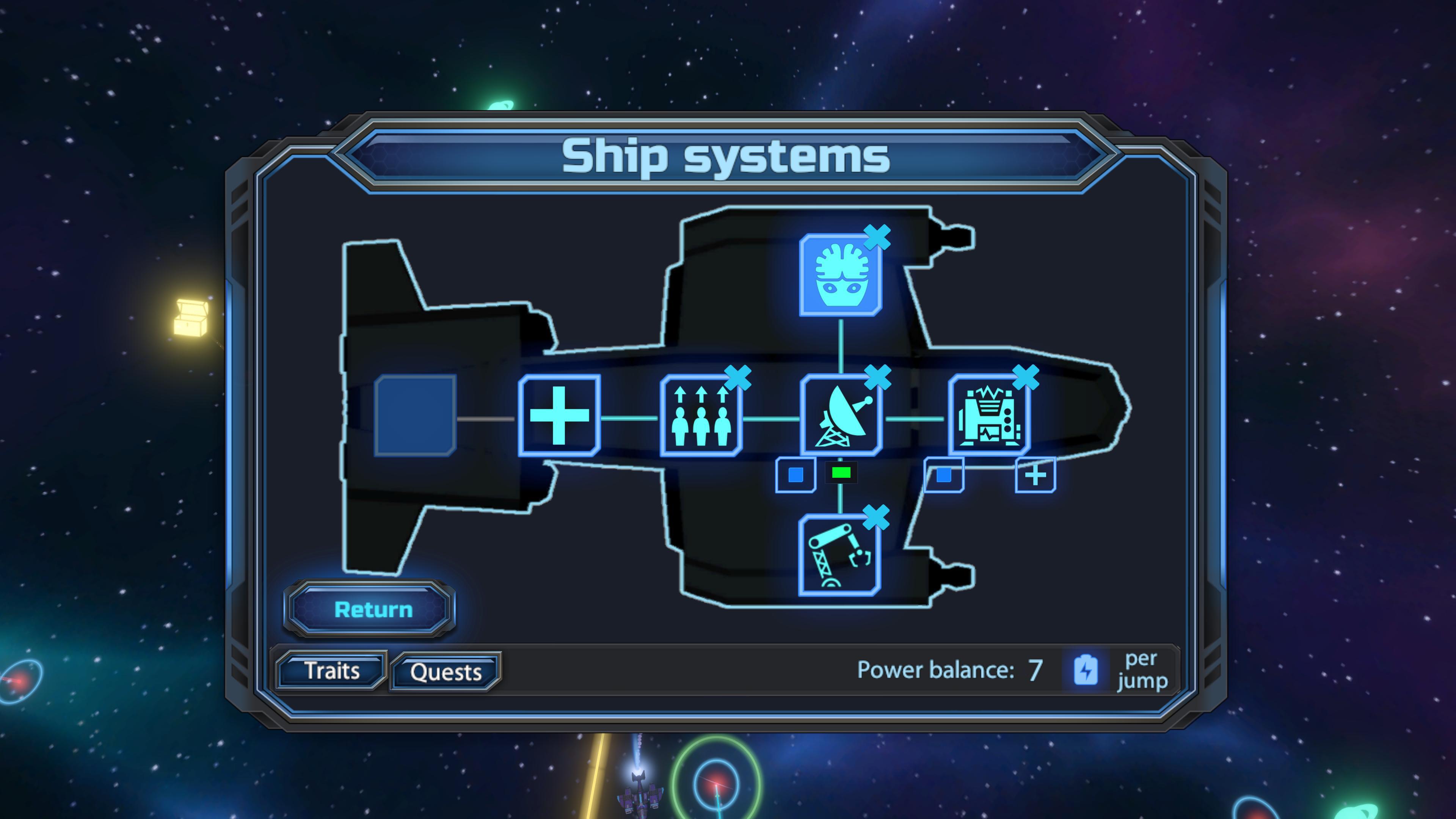 Скриншот №7 к Galaxy Squad