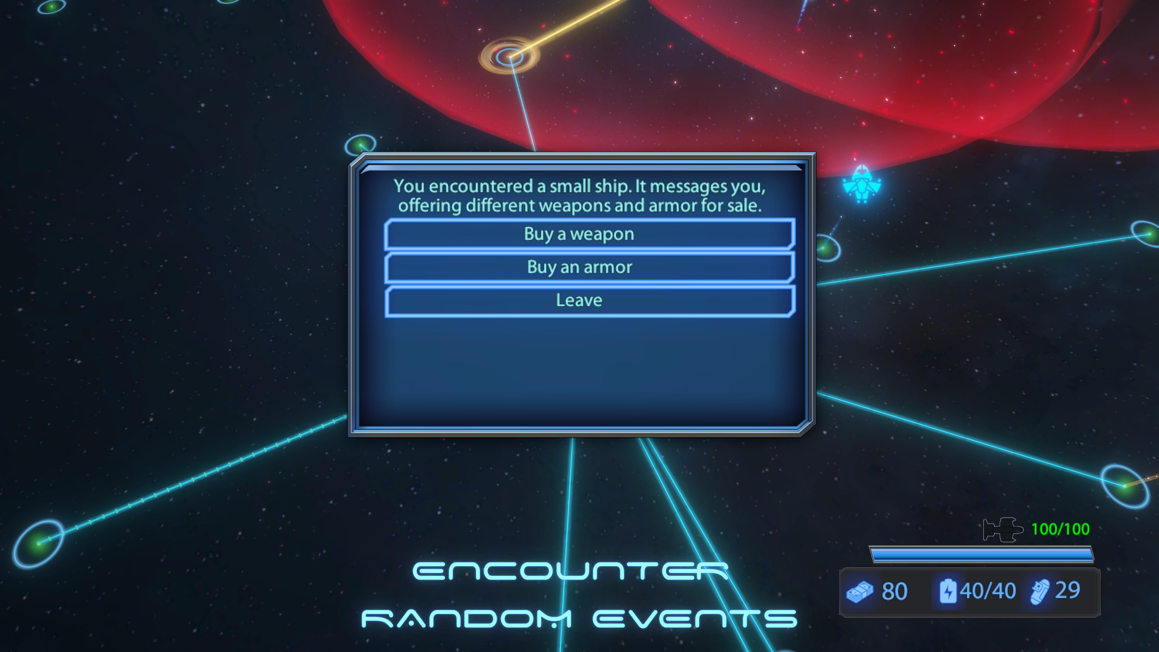 Скриншот №3 к Galaxy Squad