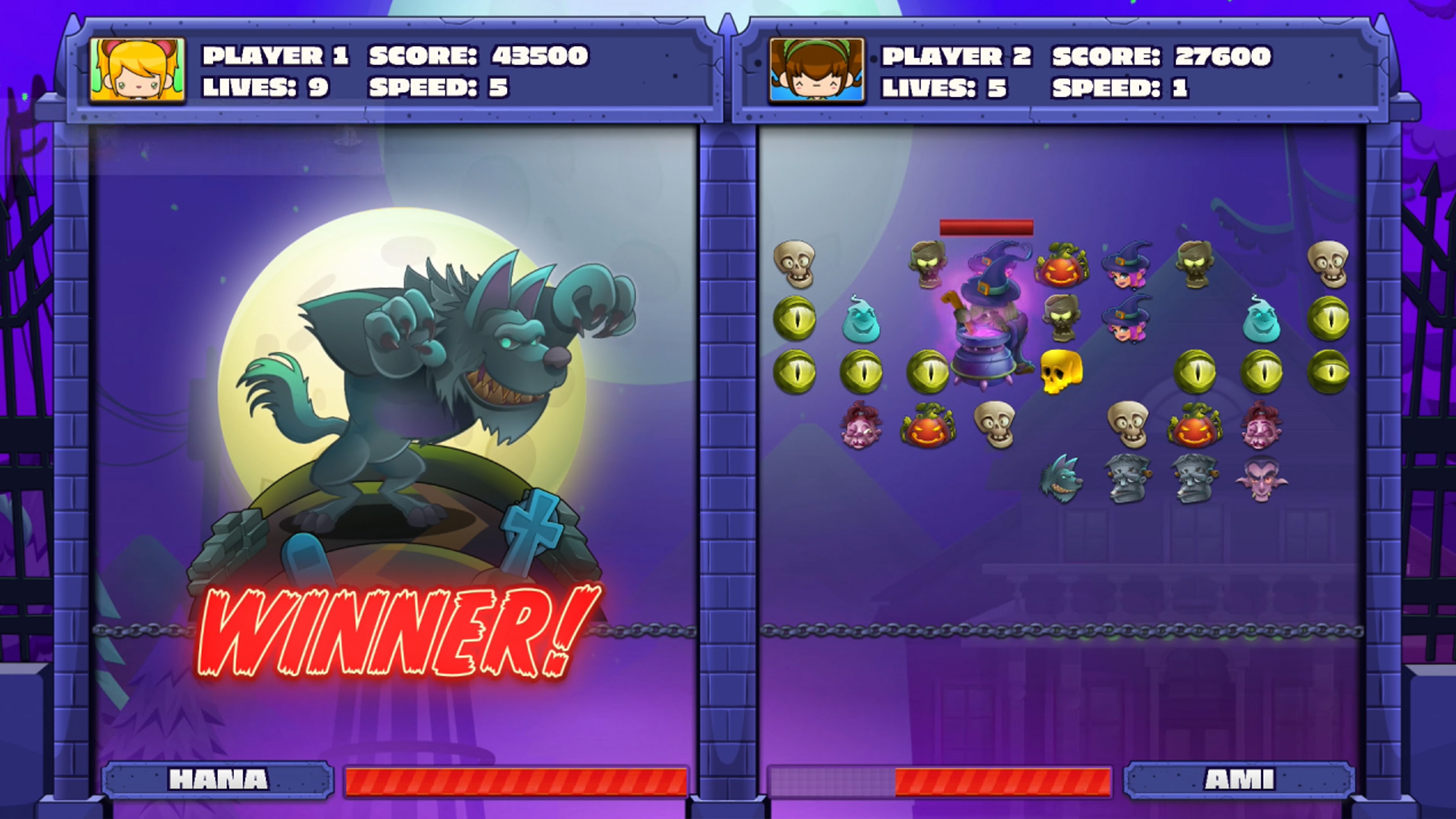 Скриншот №2 к Horror Break Head to Head - Avatar Full Game Bundle