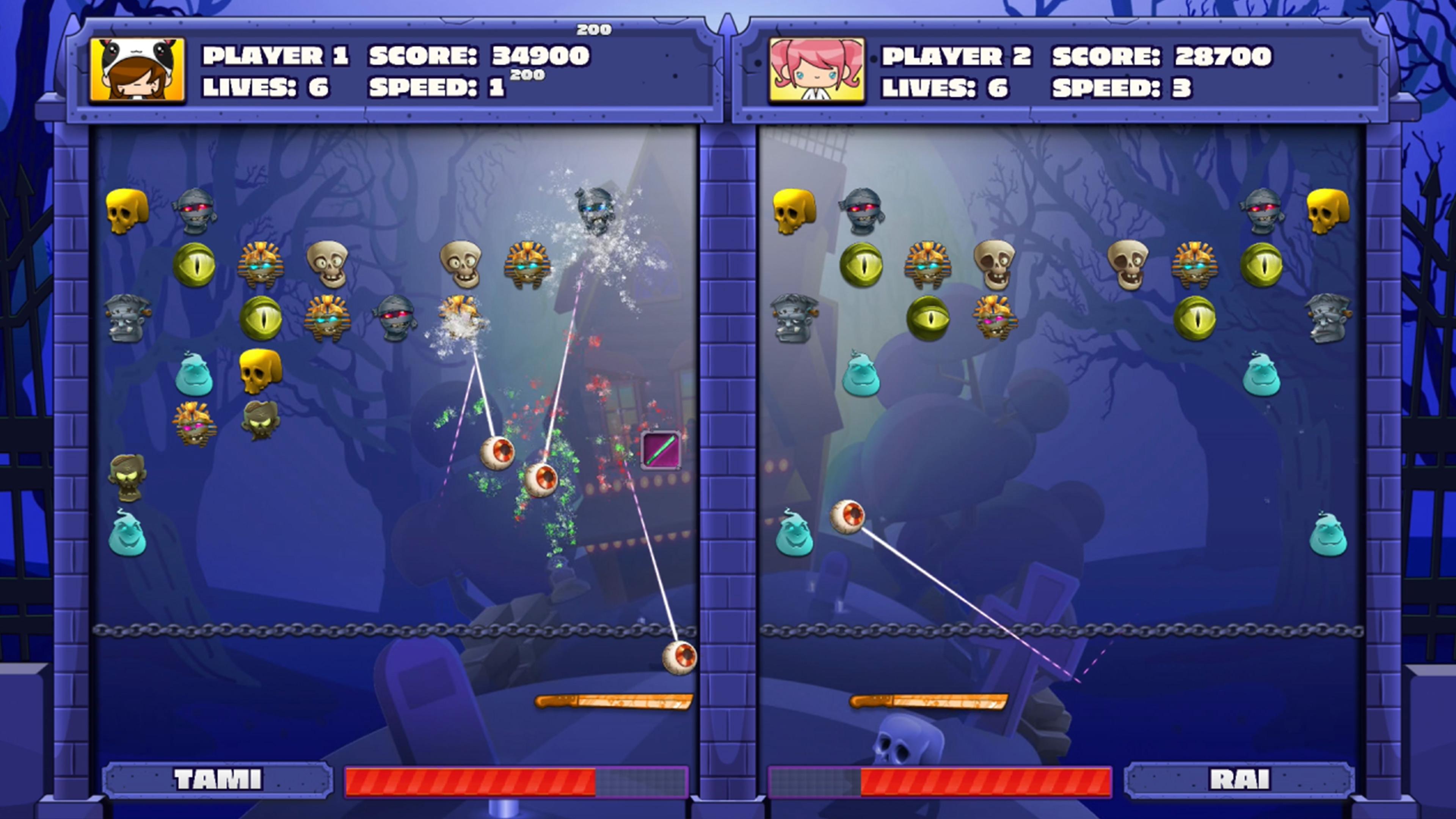 Скриншот №7 к Horror Break Head to Head - Avatar Full Game Bundle