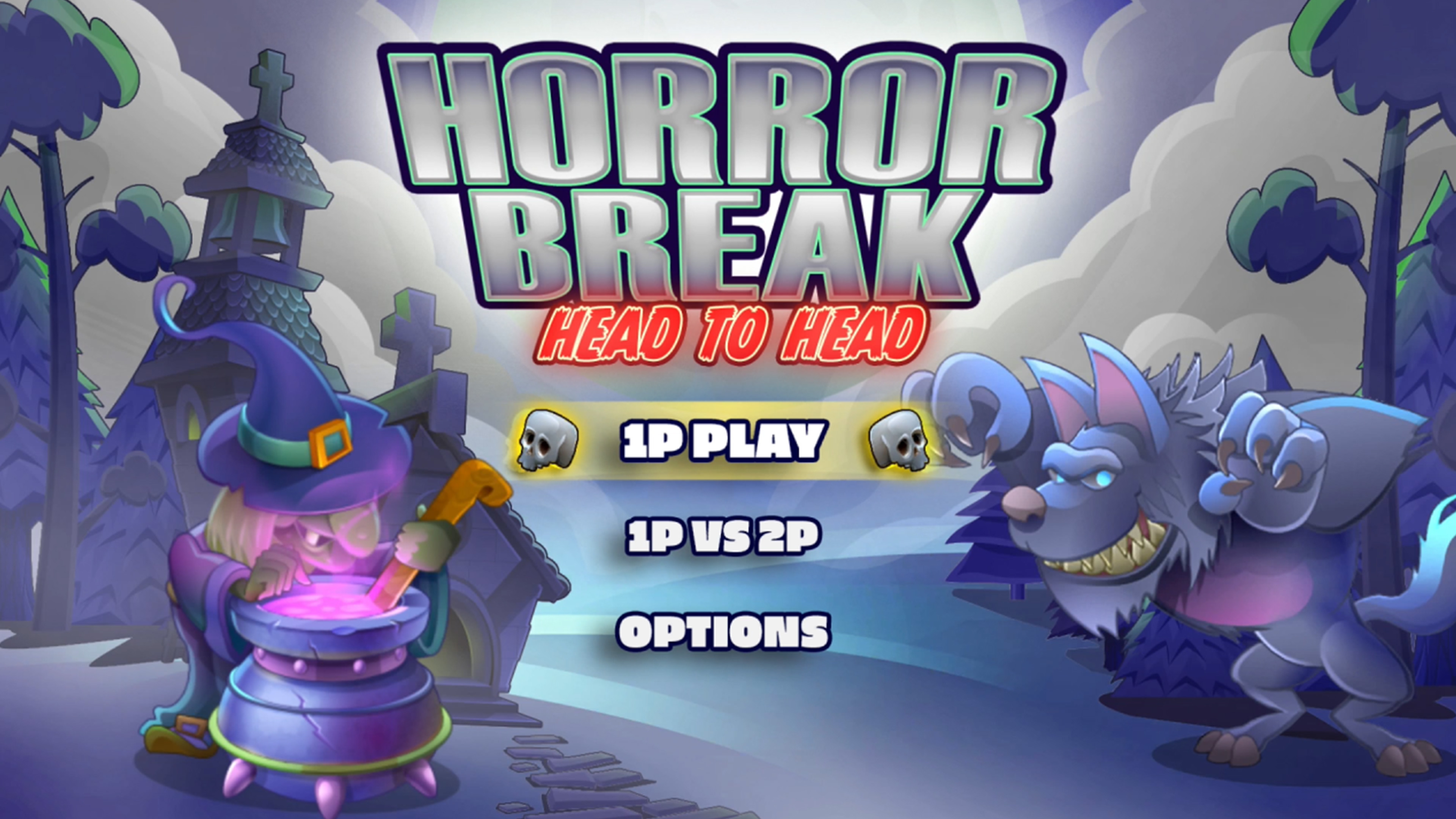 Скриншот №1 к Horror Break Head to Head - Avatar Full Game Bundle