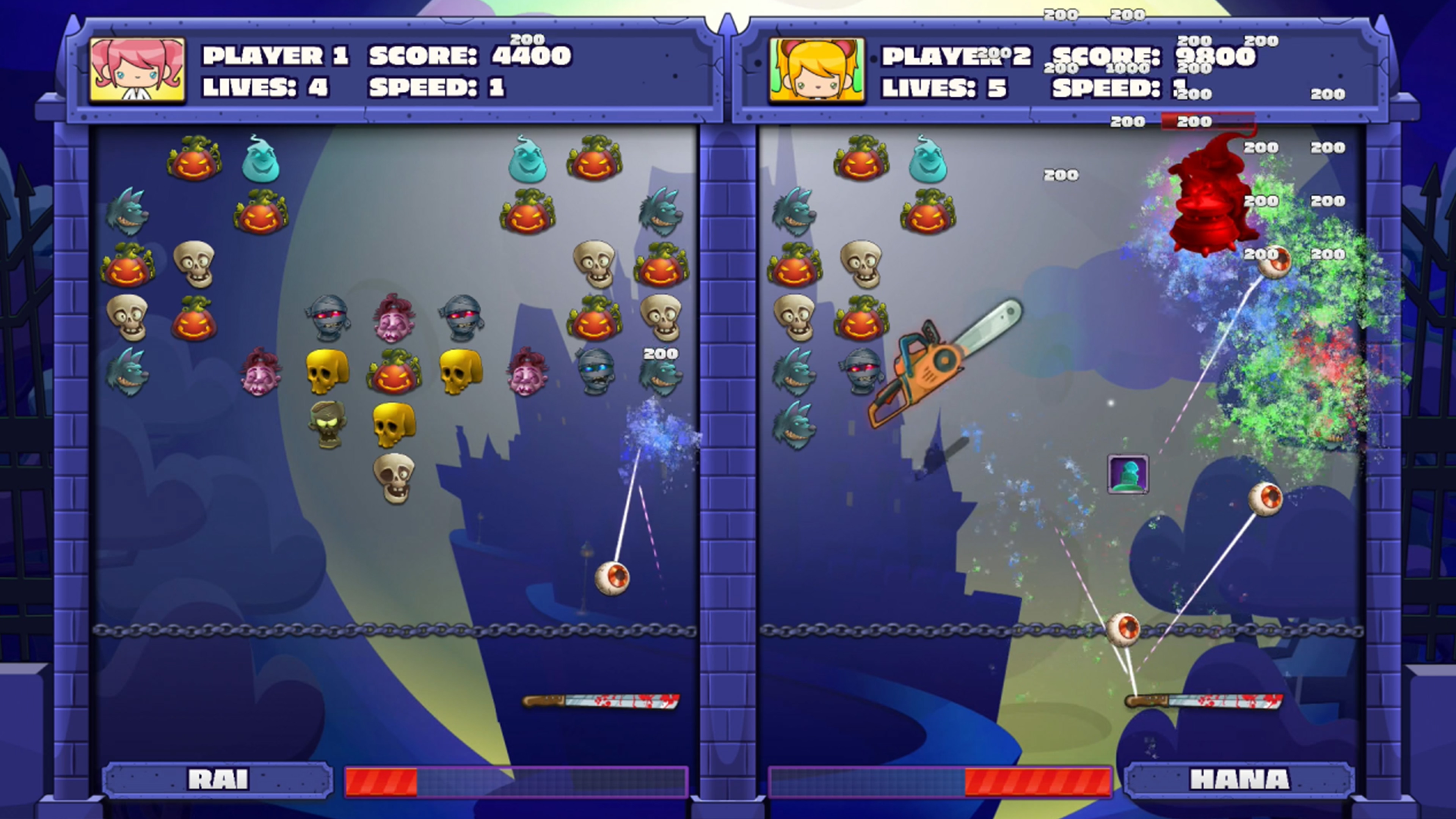 Скриншот №6 к Horror Break Head to Head - Avatar Full Game Bundle