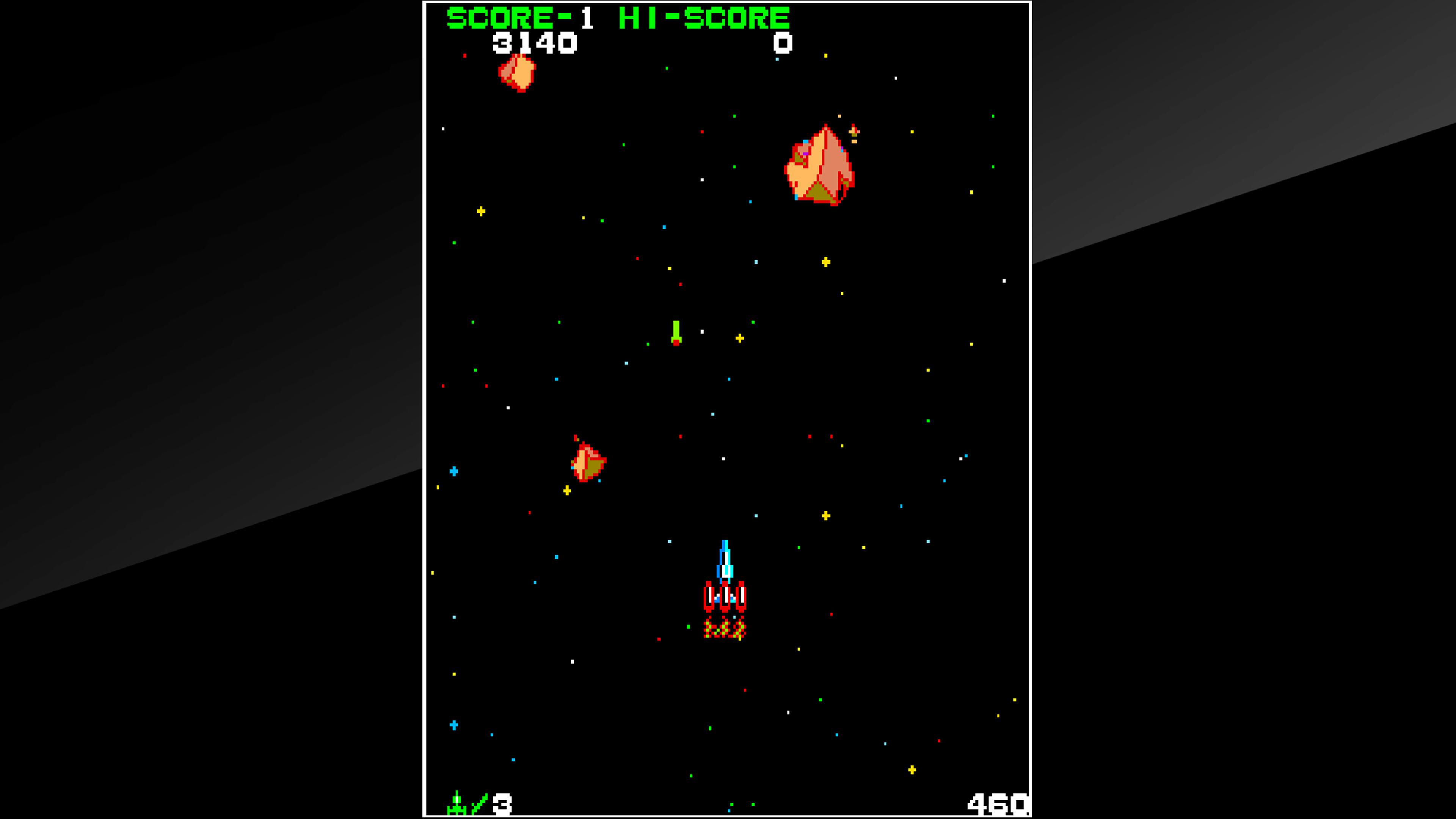 Скриншот №4 к Arcade Archives SPACE CRUISER