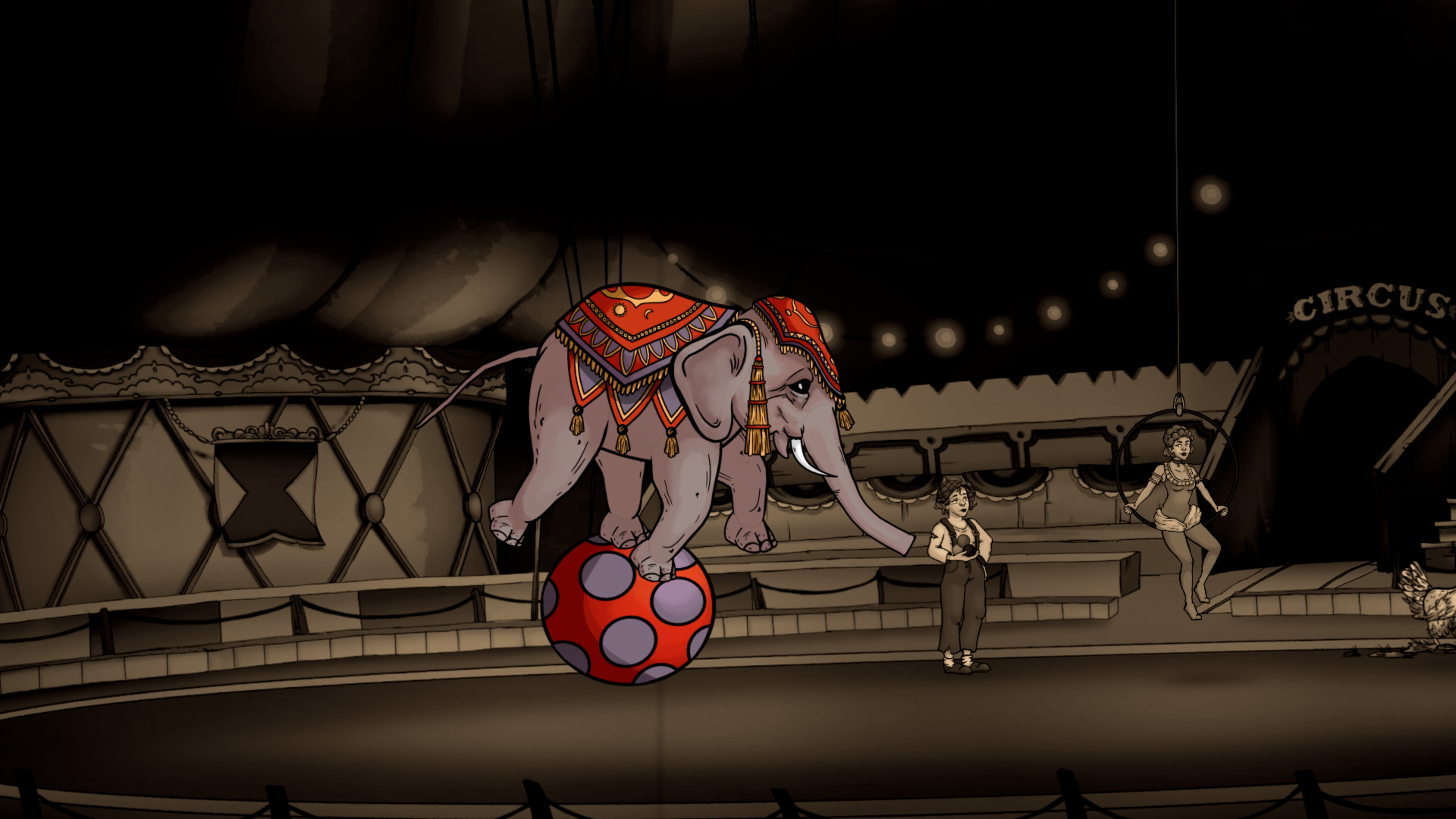 Скриншот №9 к The Amazing American Circus