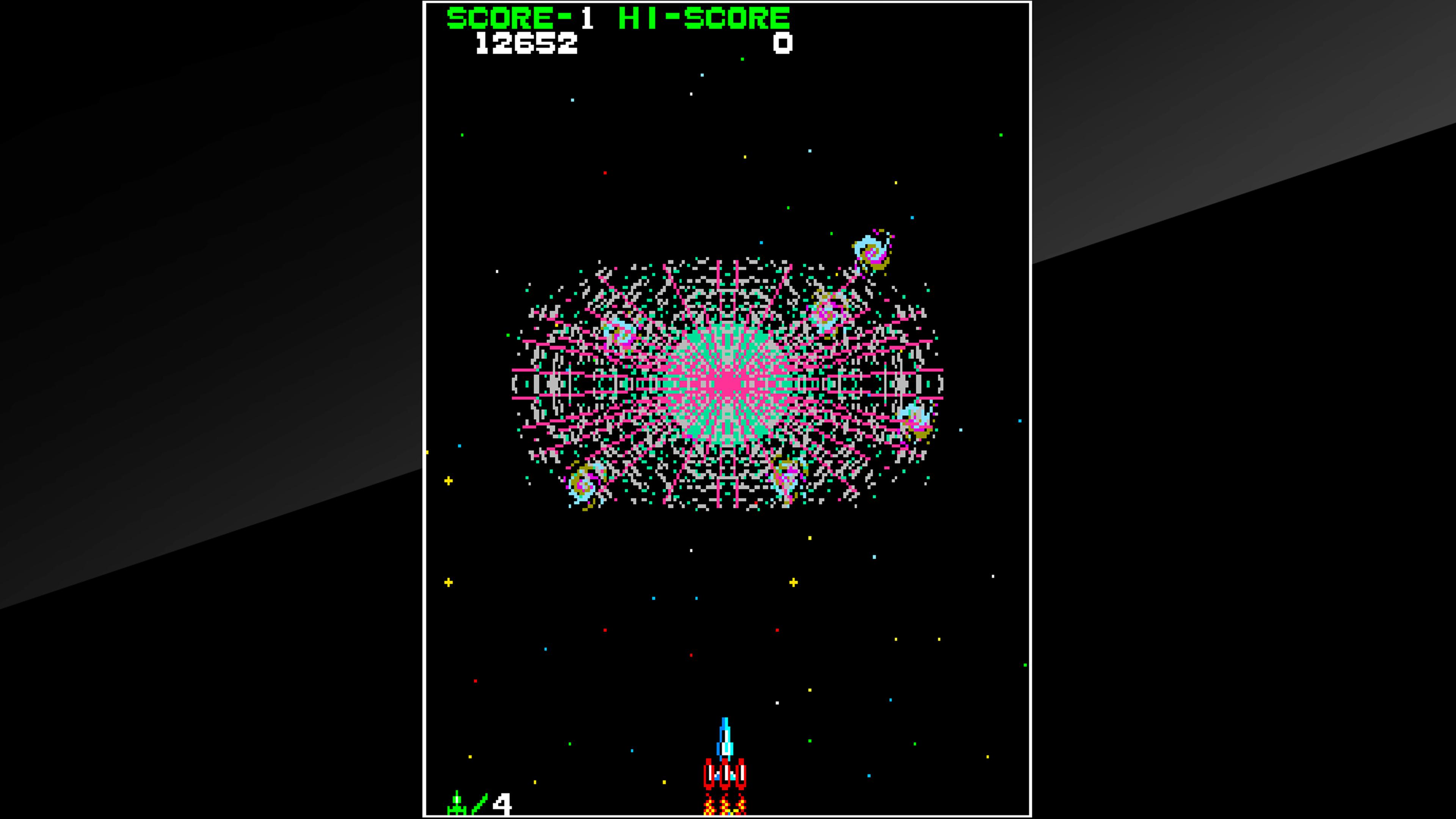 Скриншот №10 к Arcade Archives SPACE CRUISER
