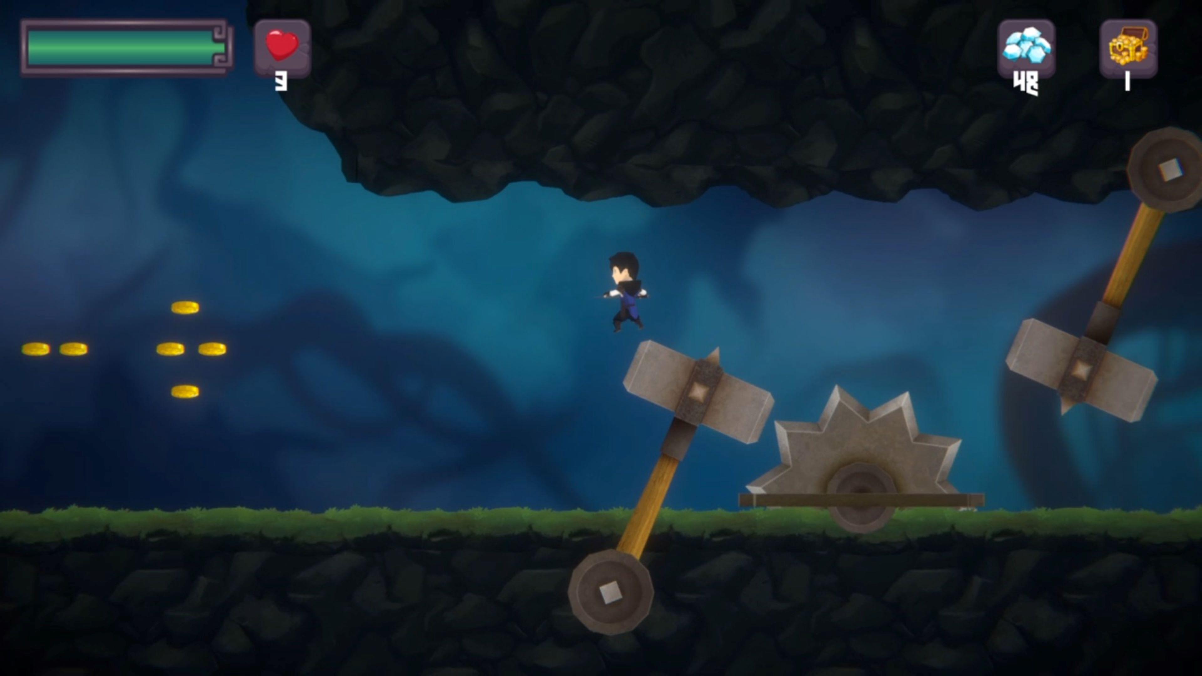 Скриншот №9 к Platformer Game Pack