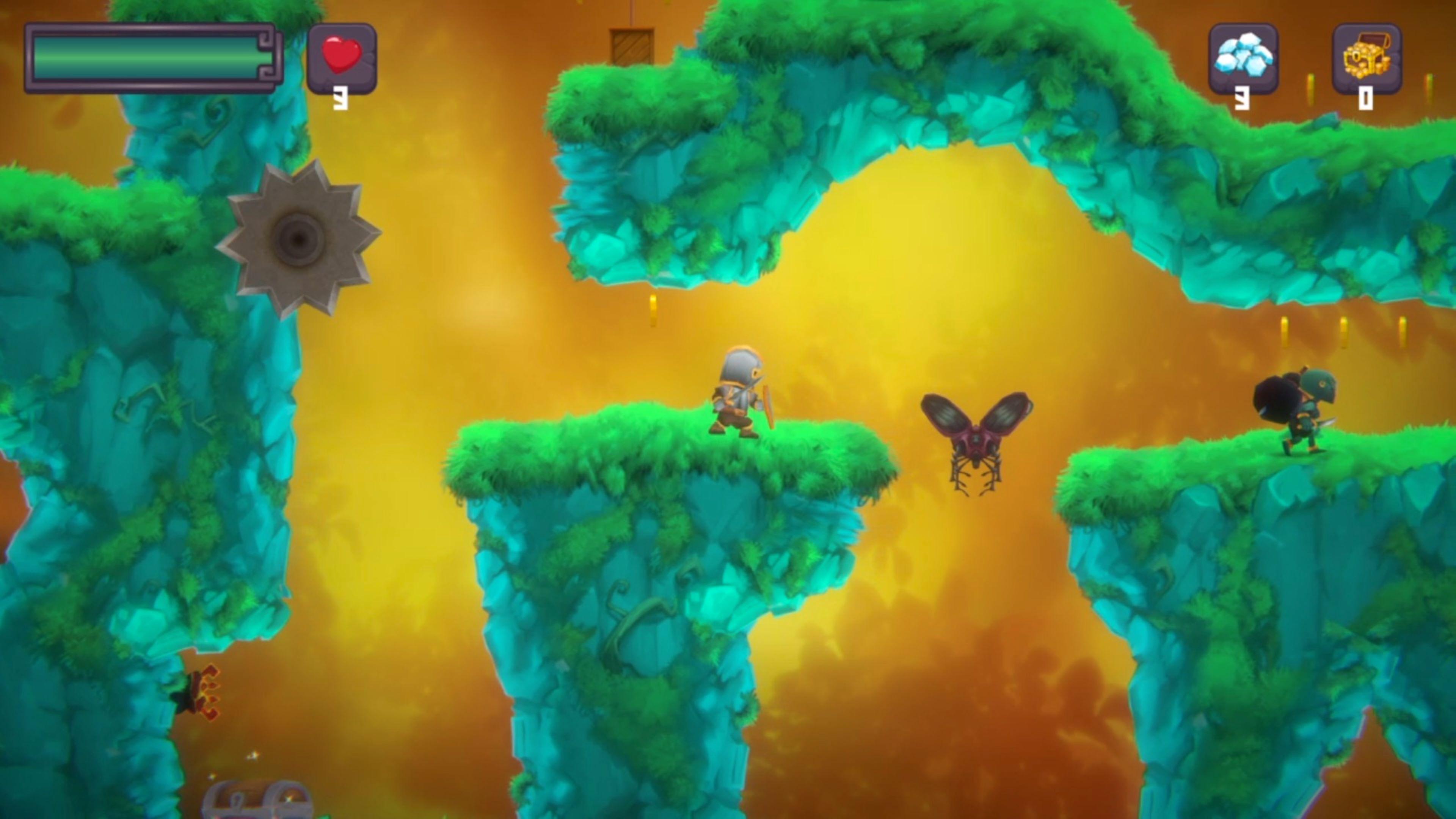 Скриншот №7 к Platformer Game Pack