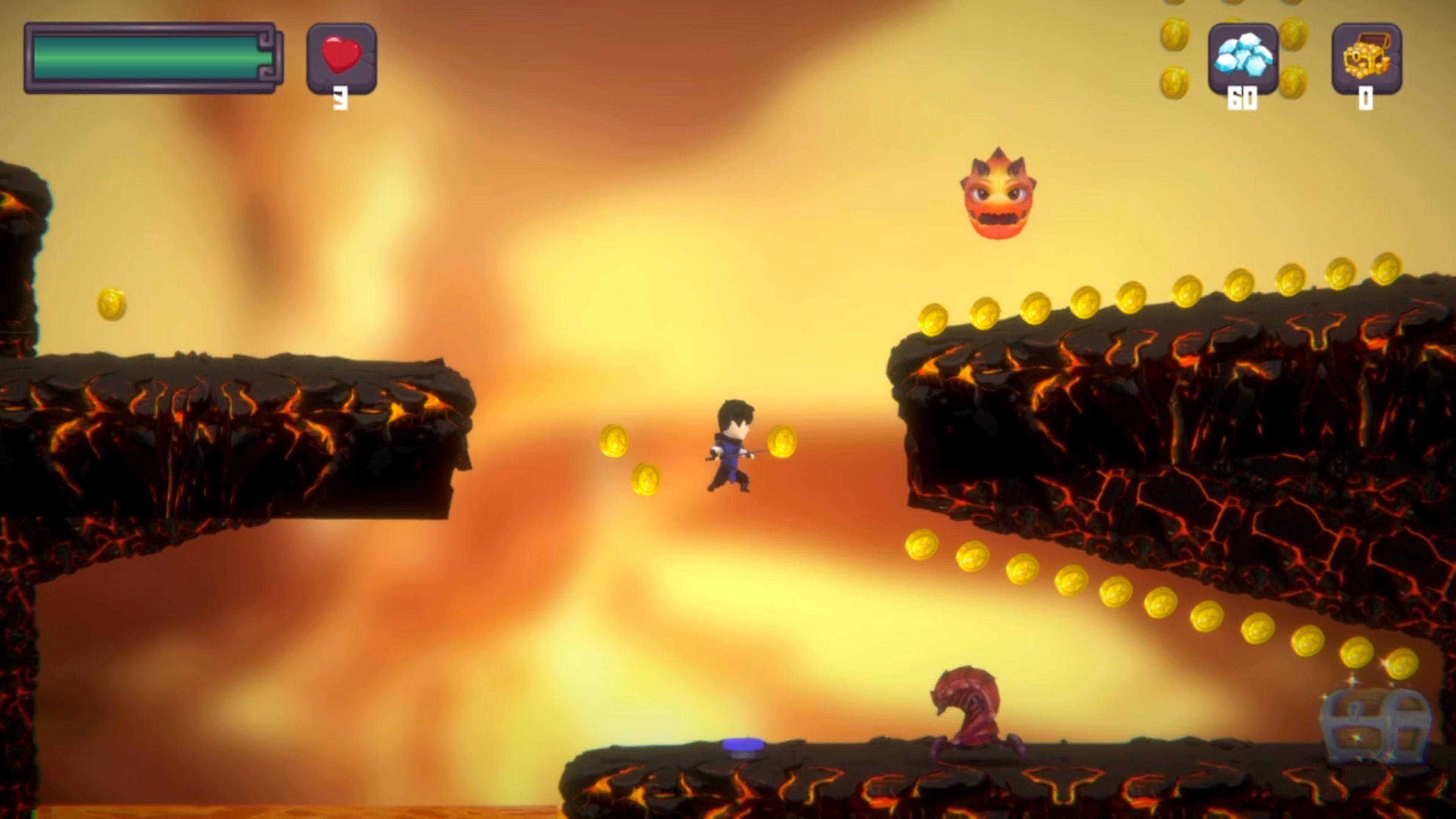 Скриншот №8 к Platformer Game Pack