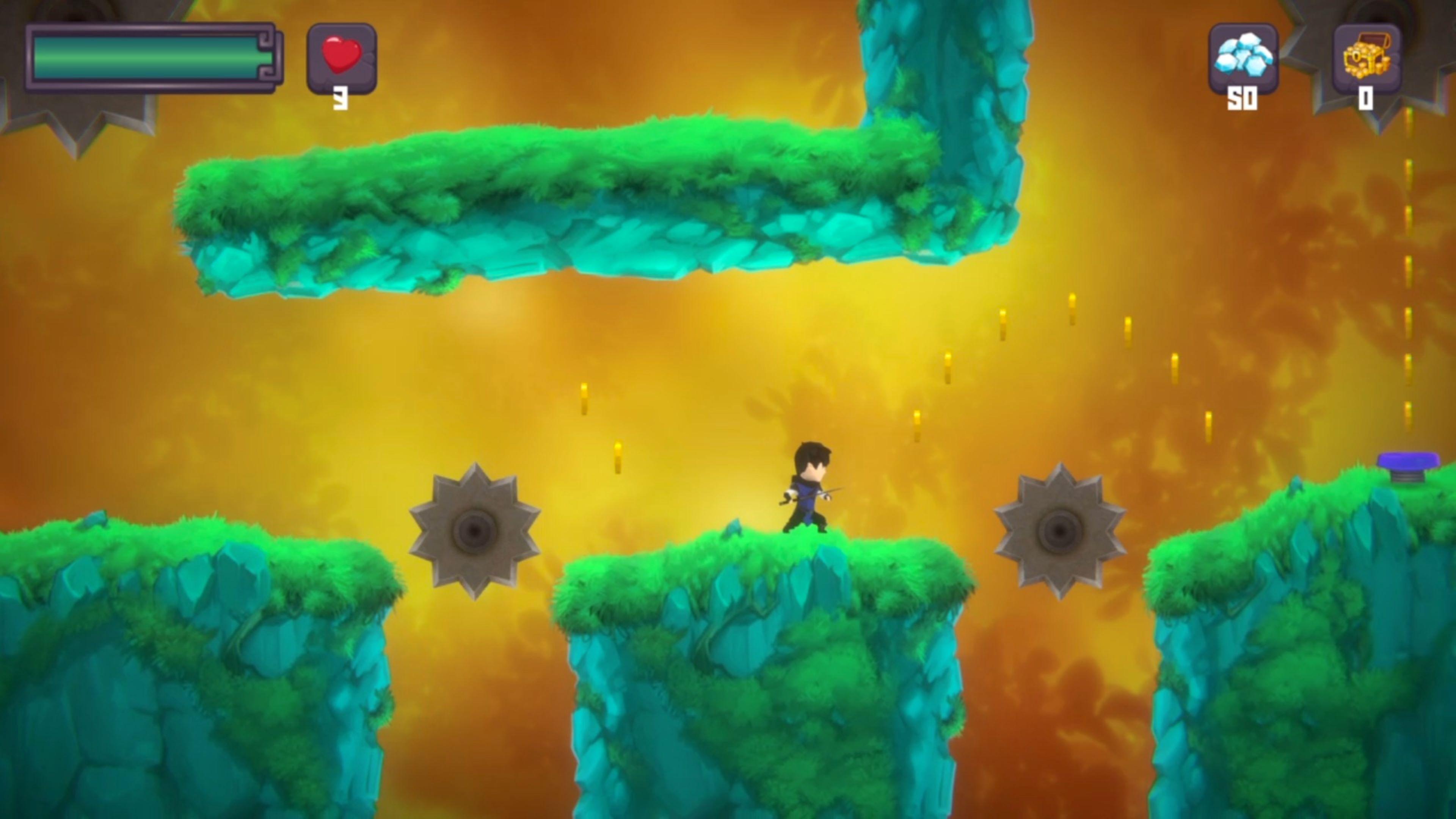 Скриншот №10 к Platformer Game Pack