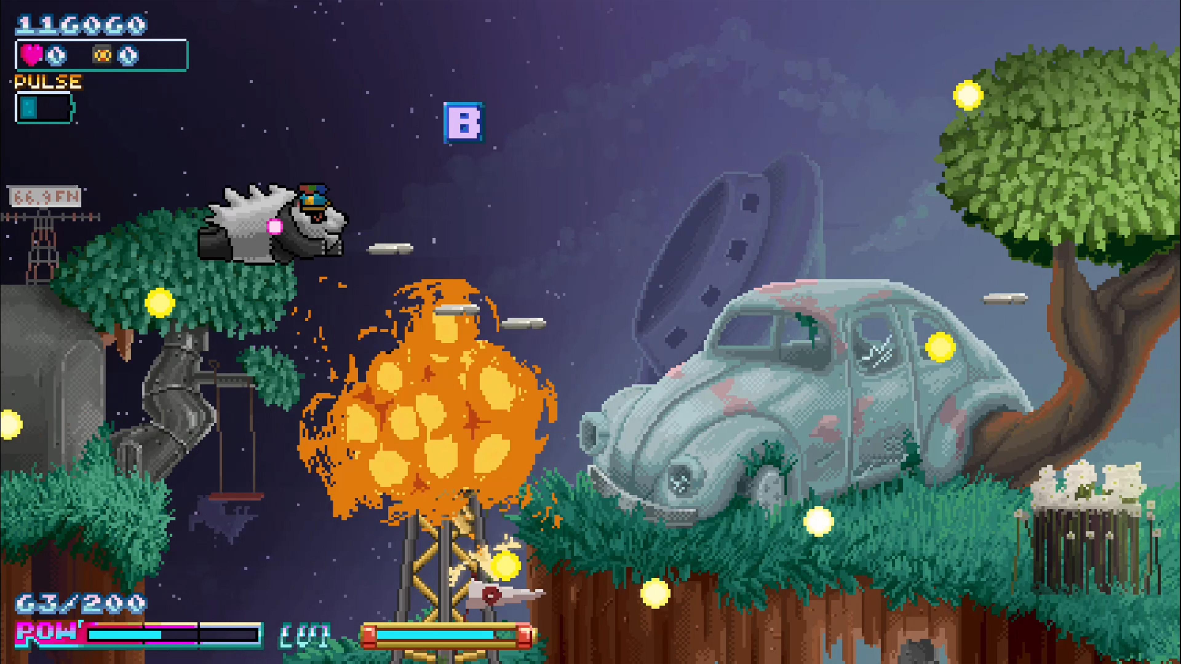 Скриншот №1 к Q-YO Blaster