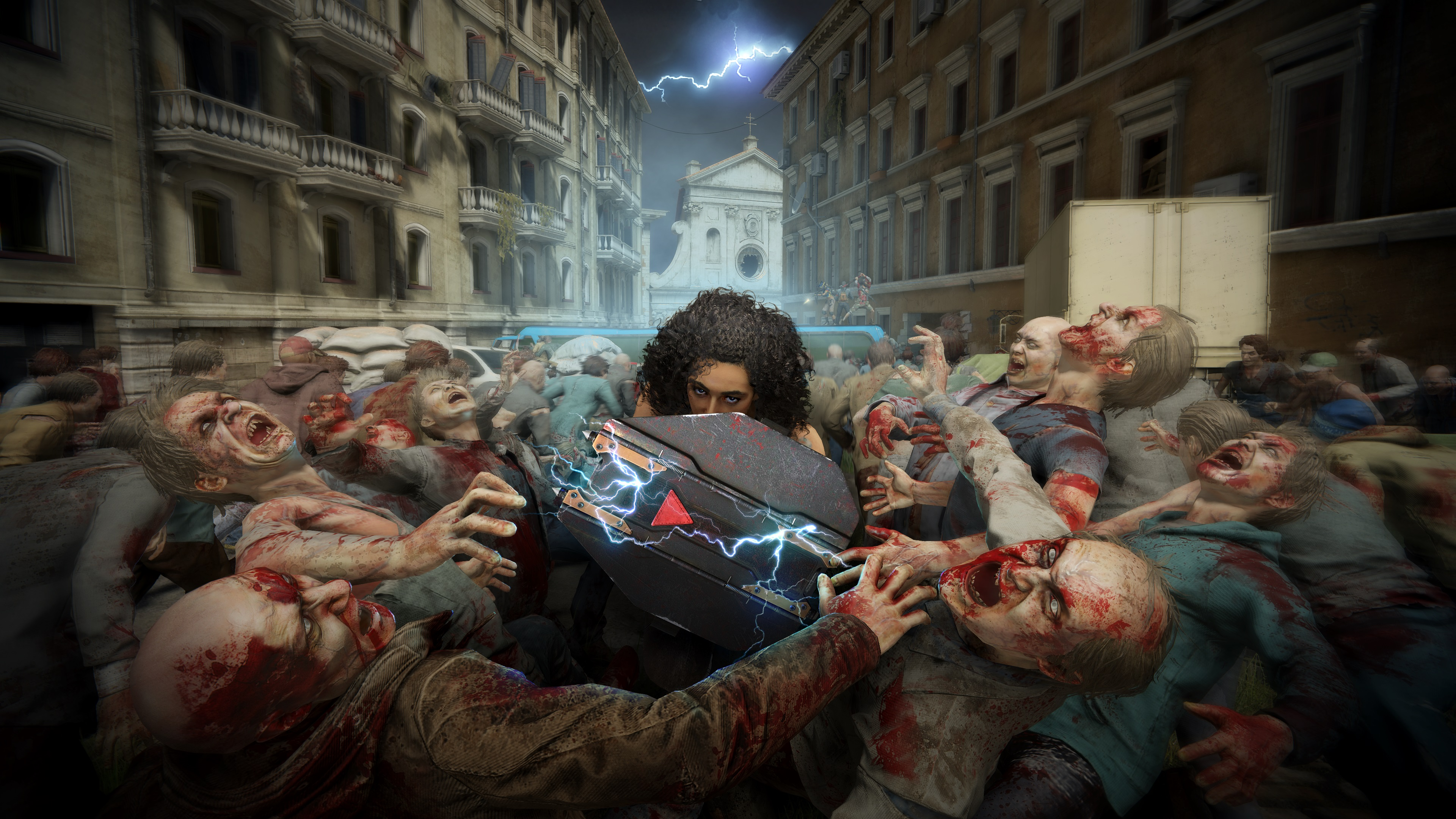 Скриншот №2 к World War Z Aftermath Deluxe Edition