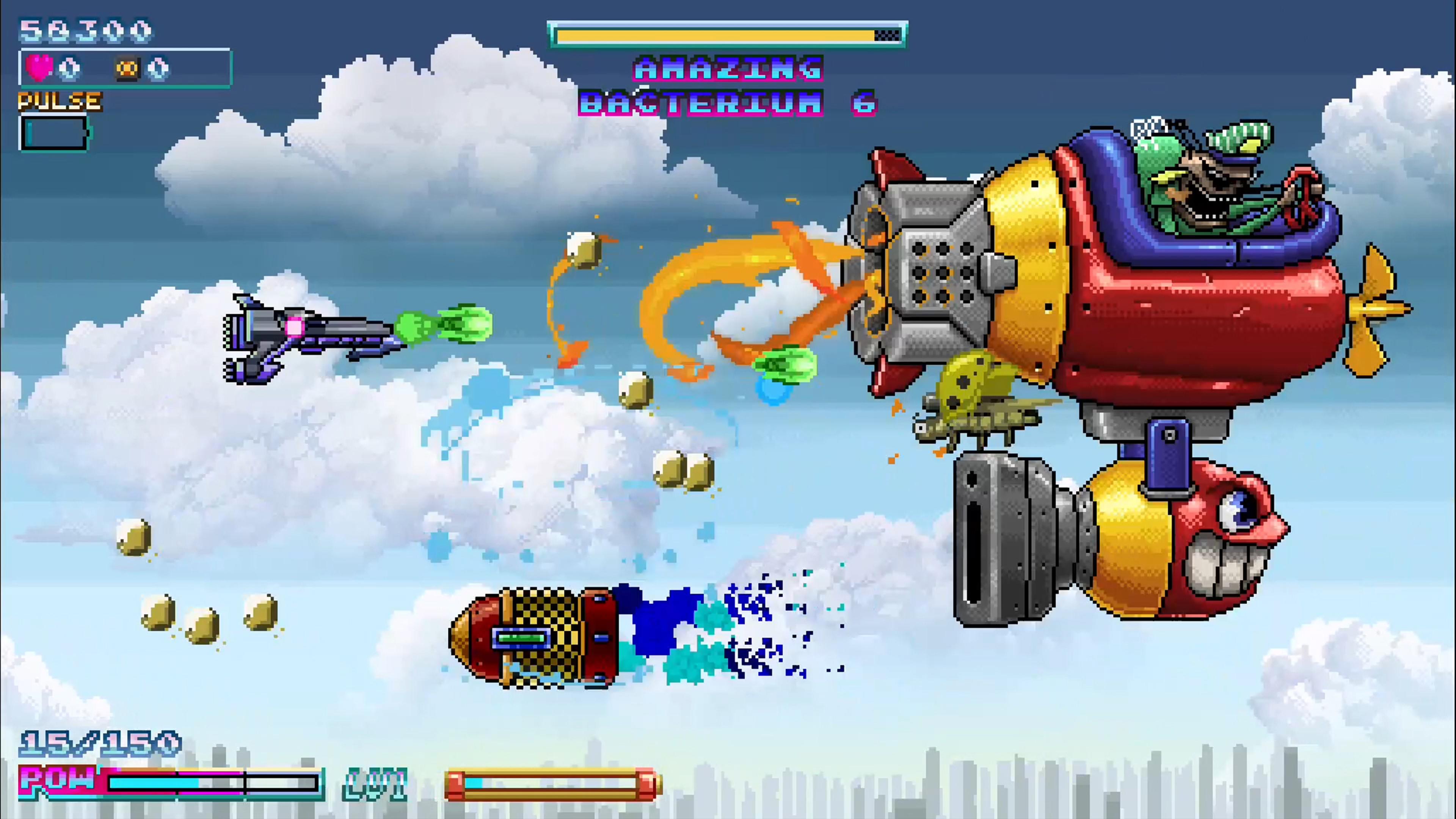 Скриншот №4 к Q-YO Blaster