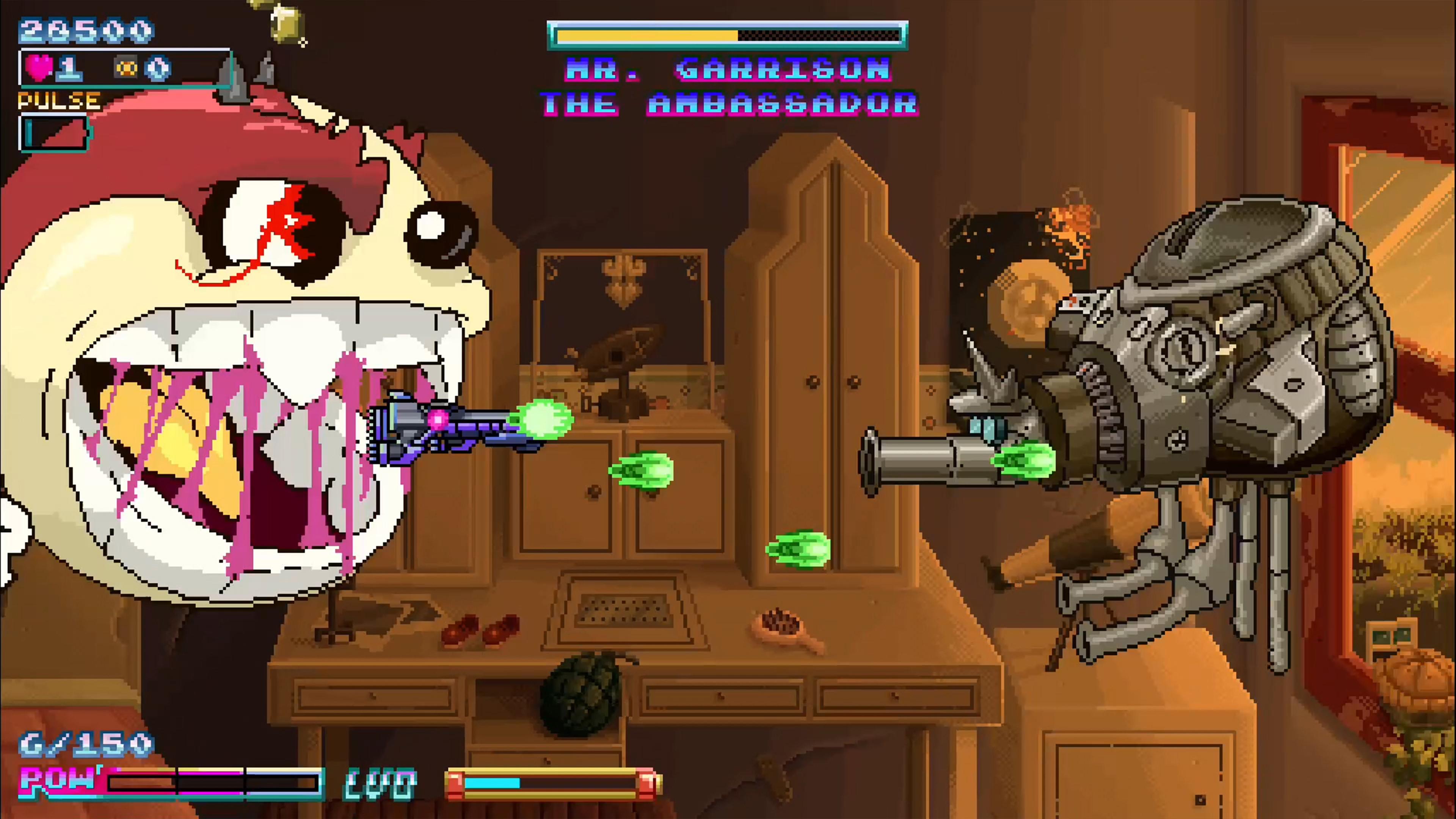 Скриншот №6 к Q-YO Blaster