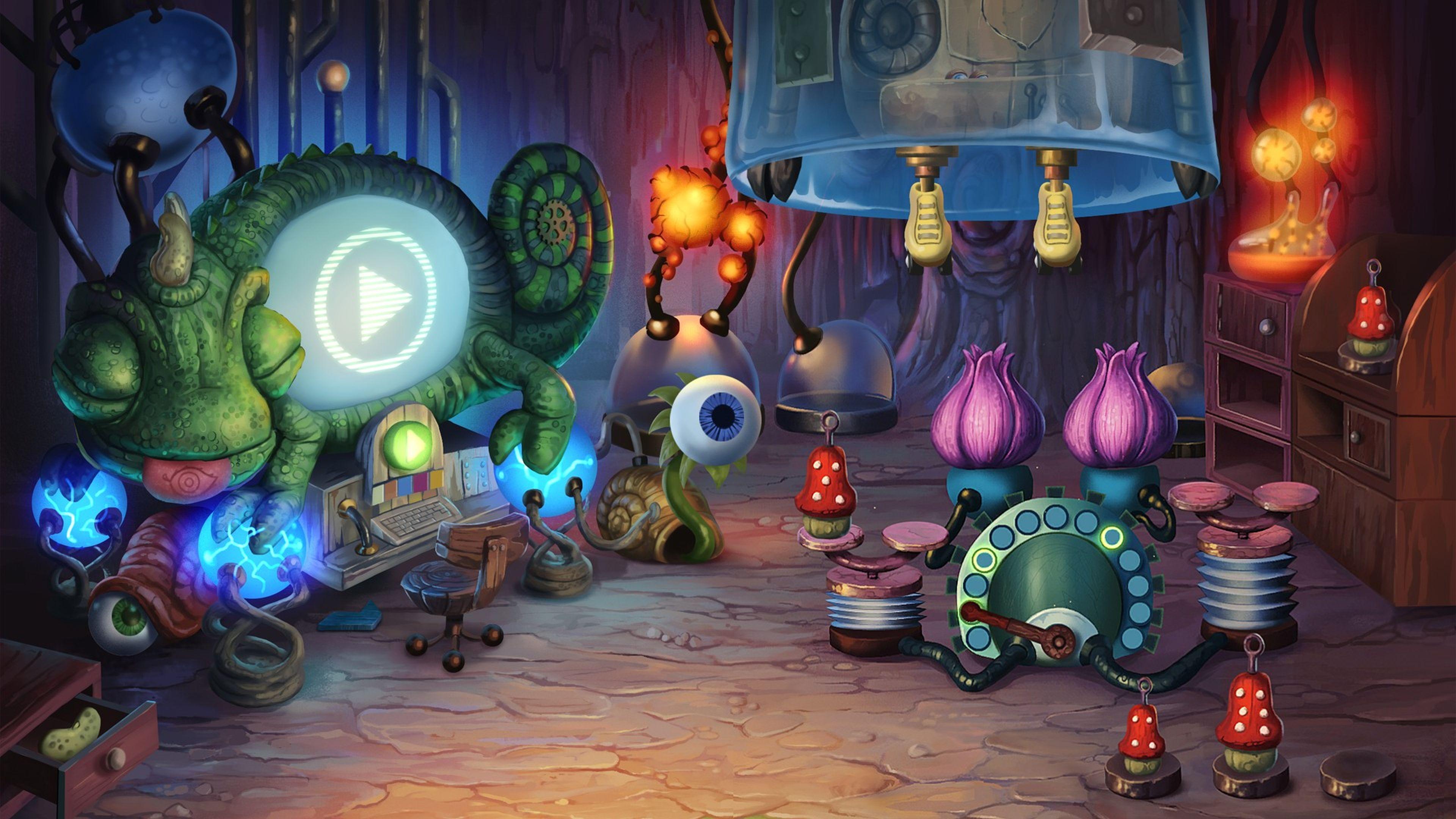 Скриншот №6 к Imaginary Realms Bundle