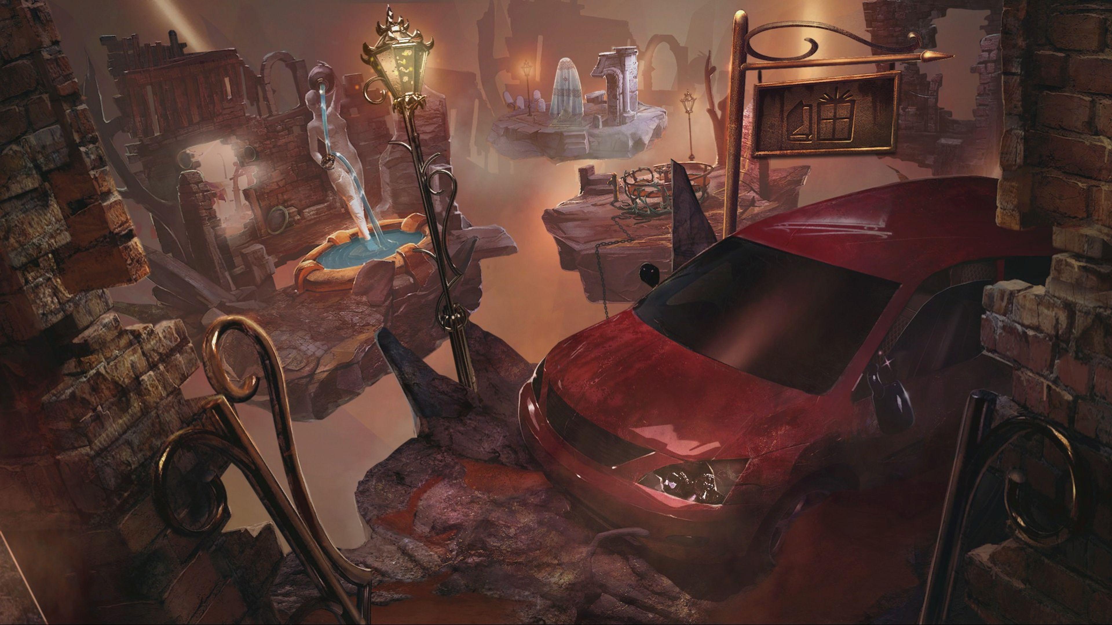 Скриншот №8 к Imaginary Realms Bundle