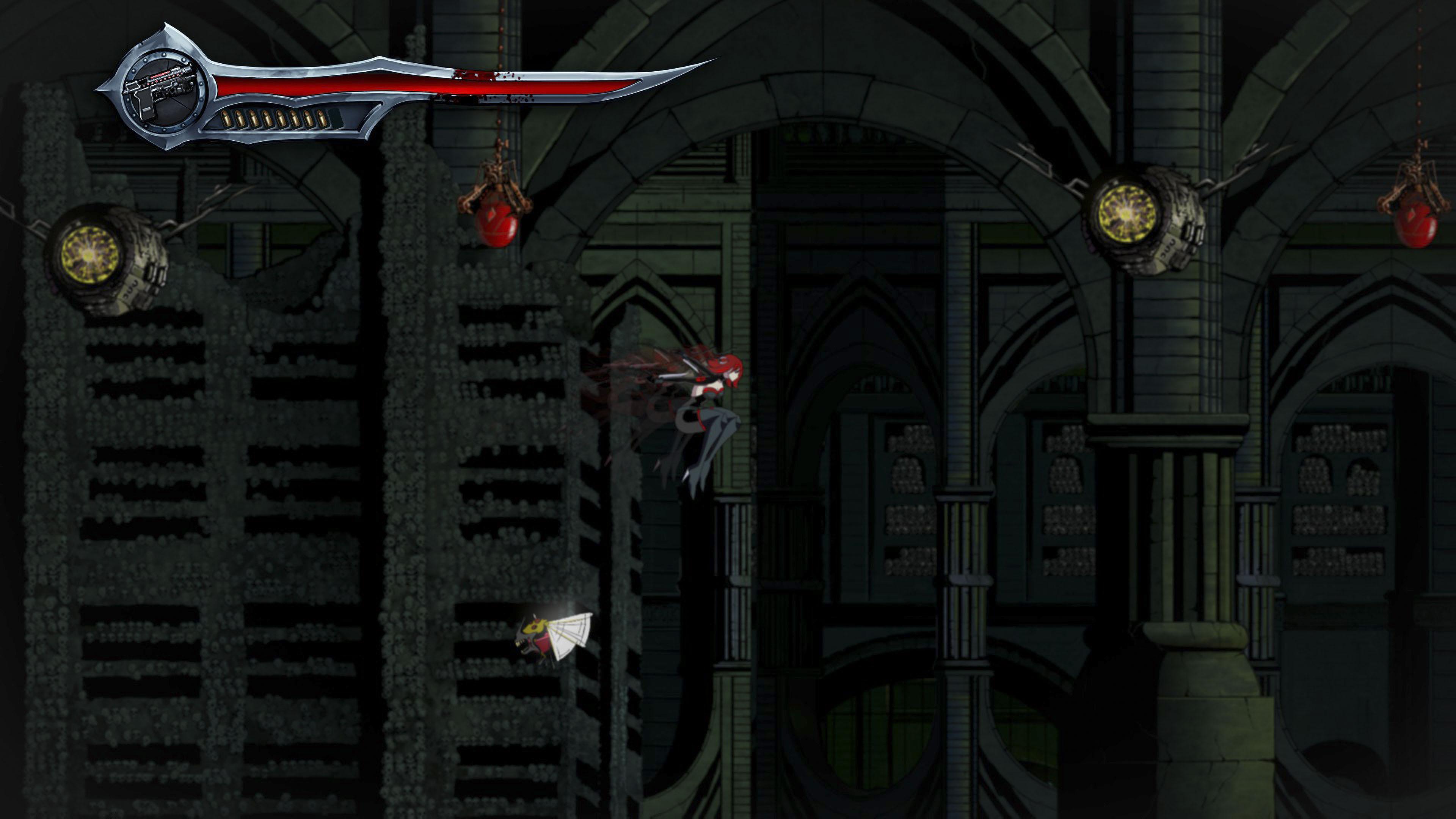 Скриншот №3 к BloodRayne Betrayal Fresh Bites