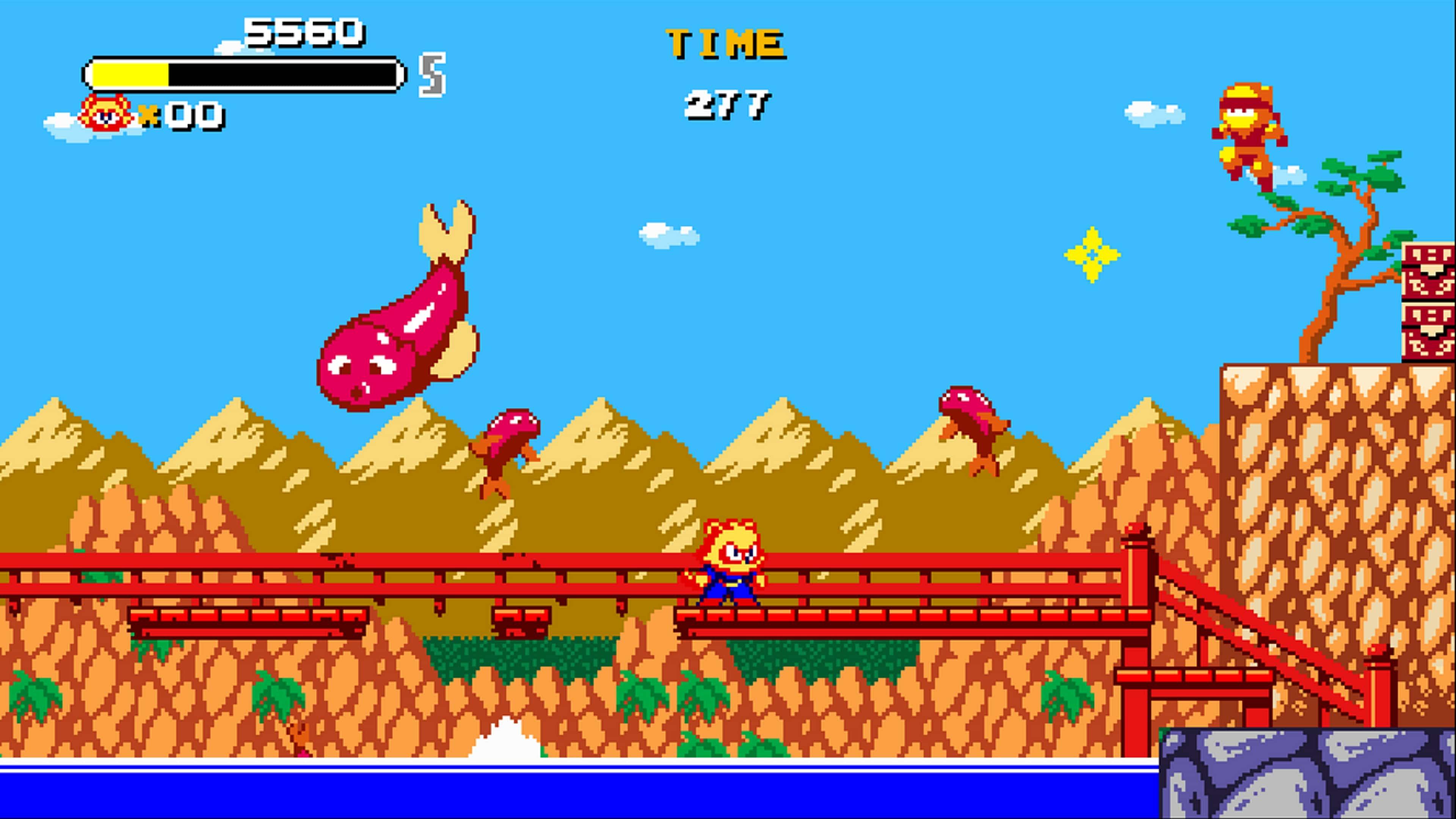 Скриншот №4 к Tanuki Justice