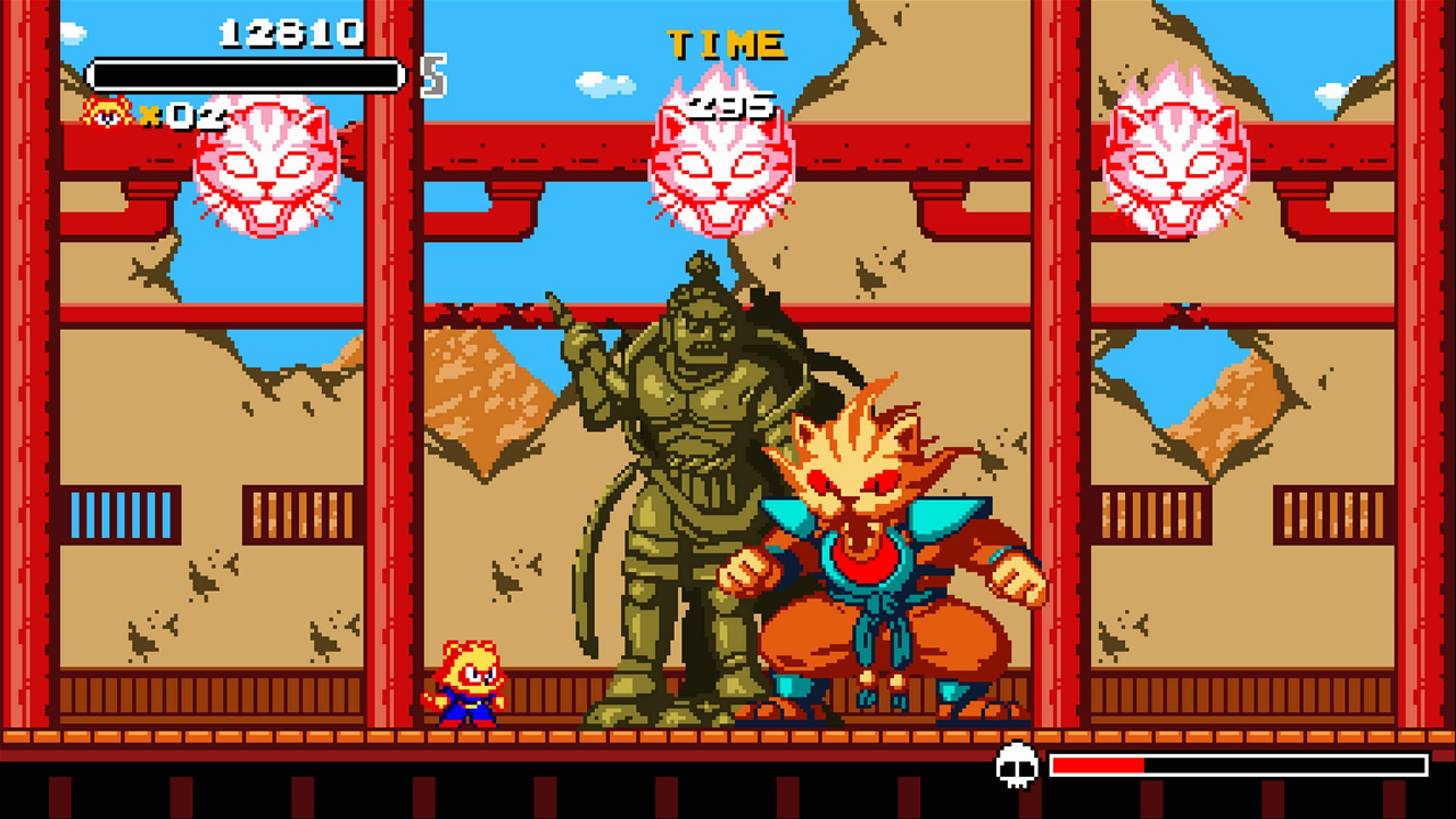 Скриншот №2 к Tanuki Justice