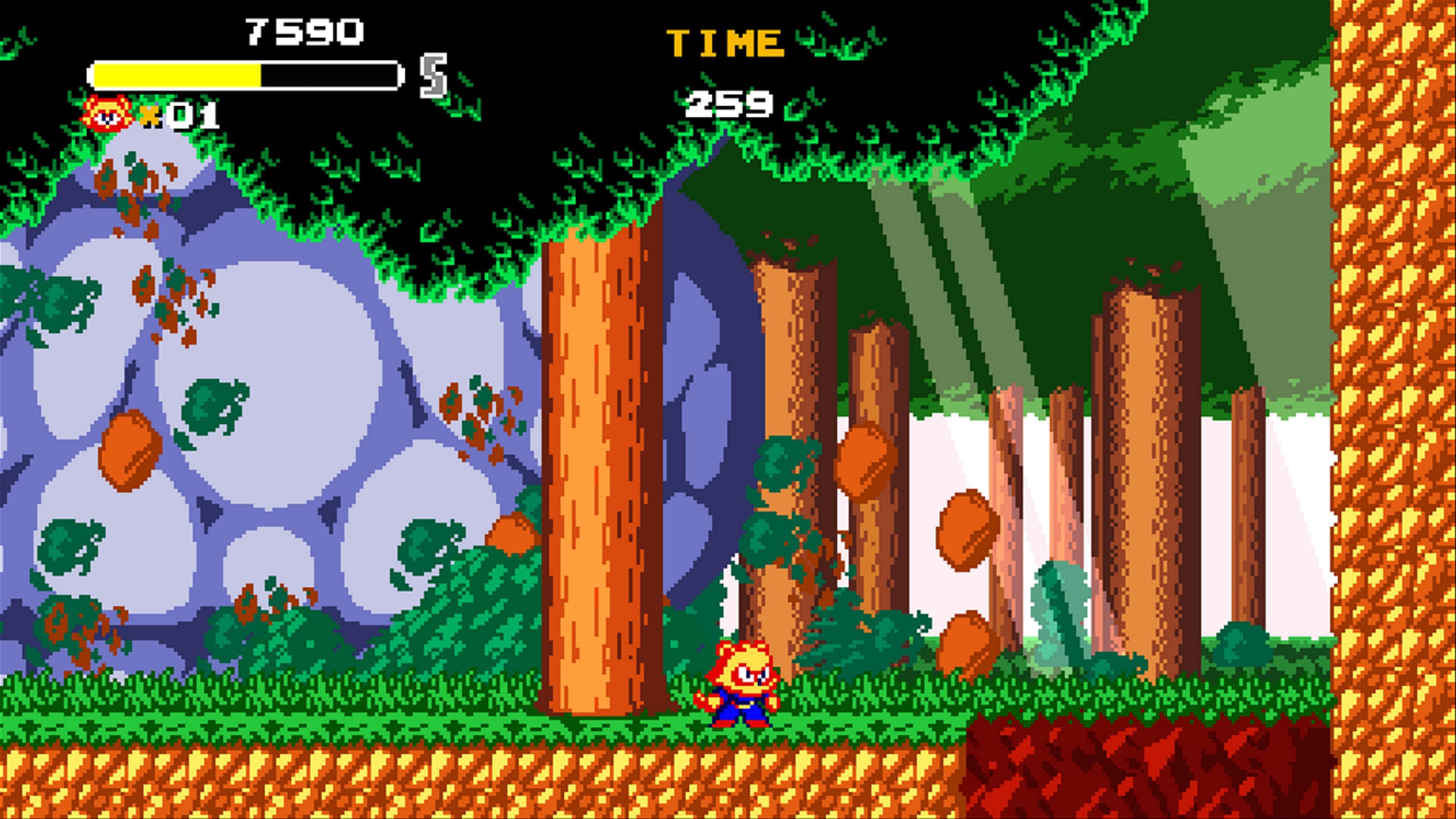 Скриншот №5 к Tanuki Justice