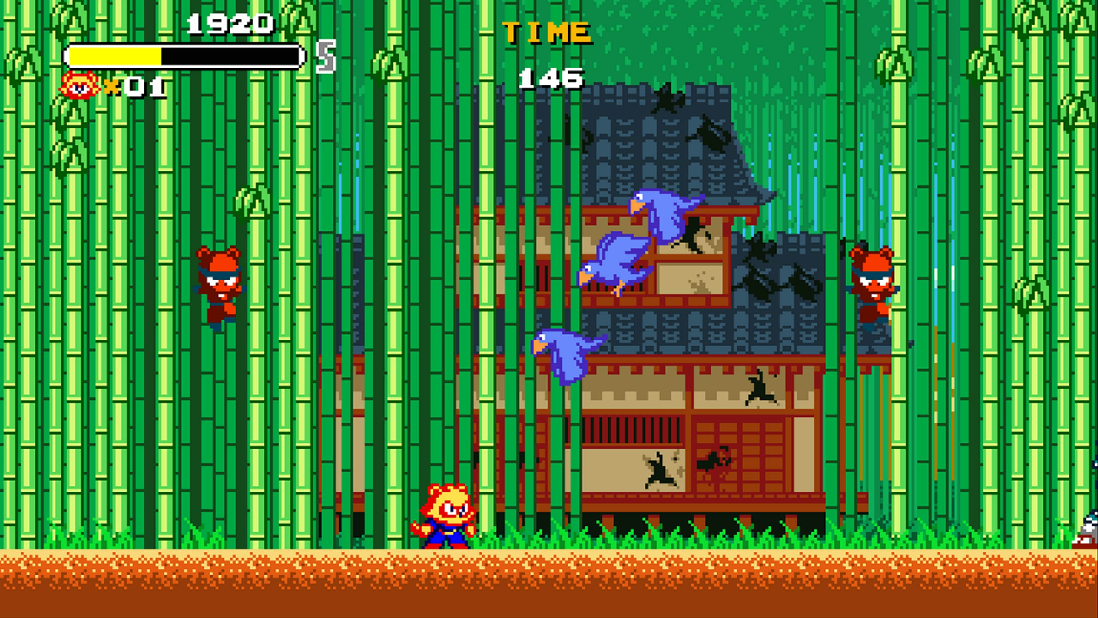 Скриншот №1 к Tanuki Justice