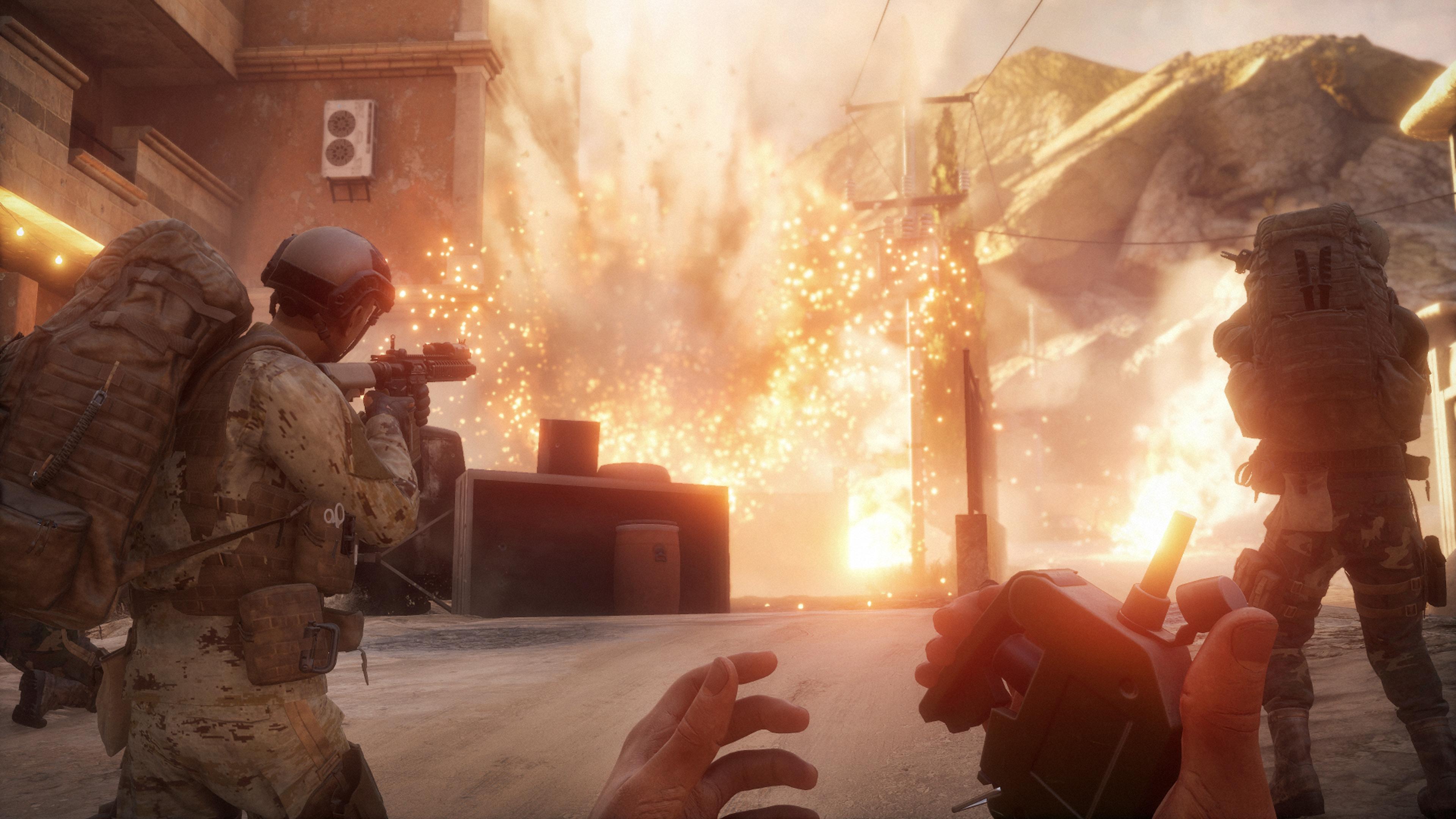 Скриншот №2 к Insurgency Sandstorm - Gold Edition