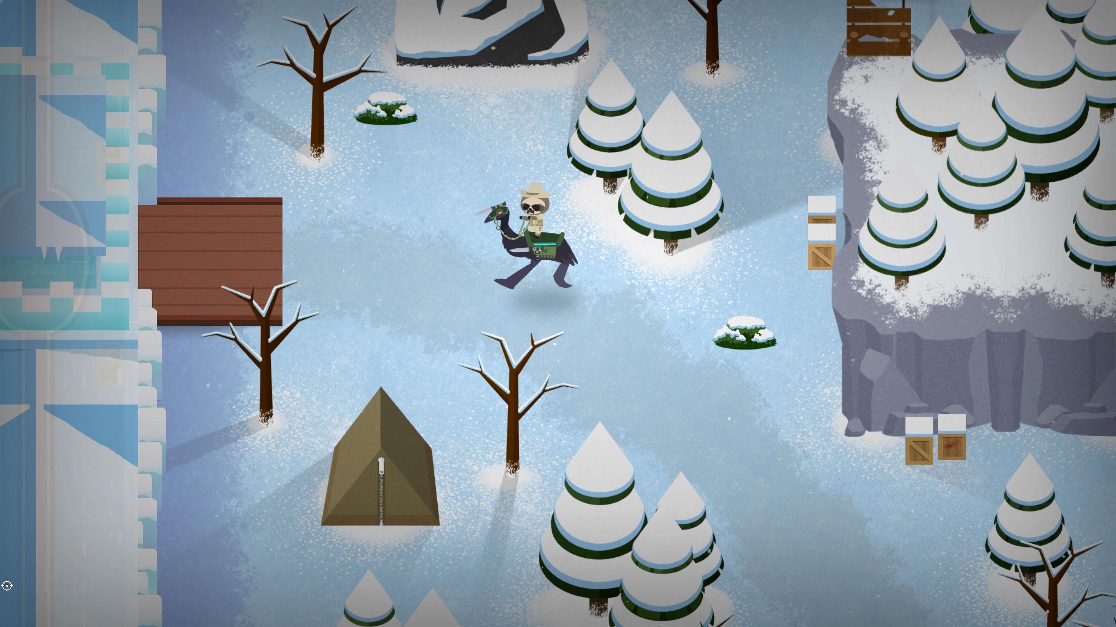 Скриншот №10 к SUPER ANIMAL ROYALE
