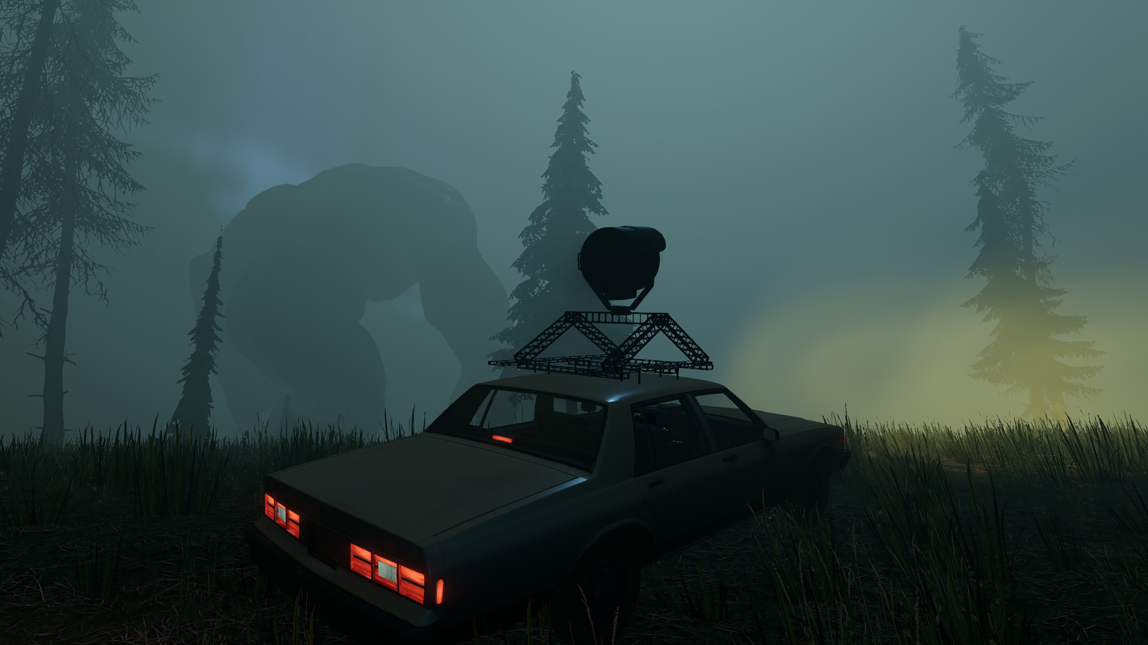 Скриншот №2 к Titan Chaser