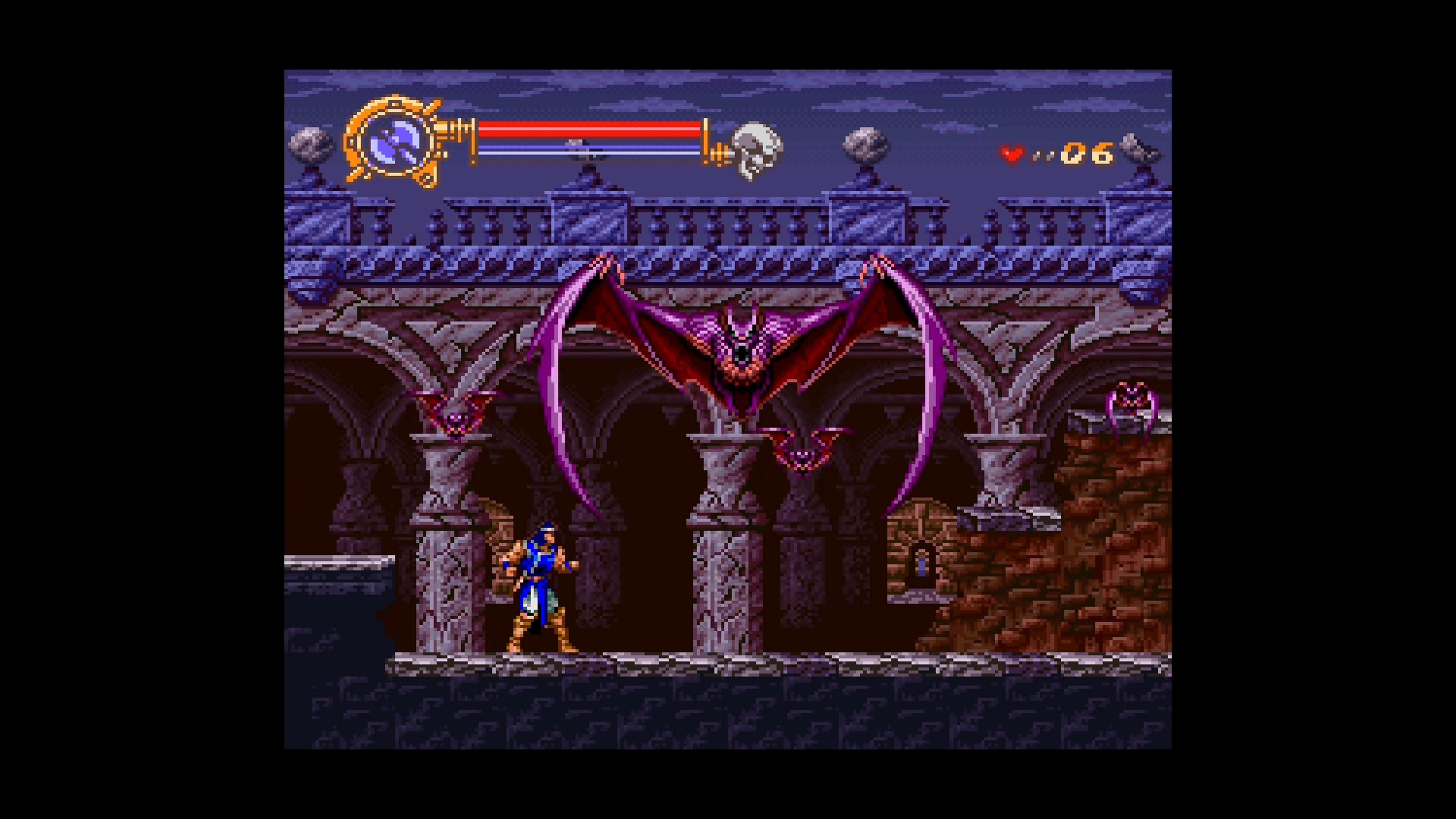 Скриншот №7 к Castlevania Advance Collection