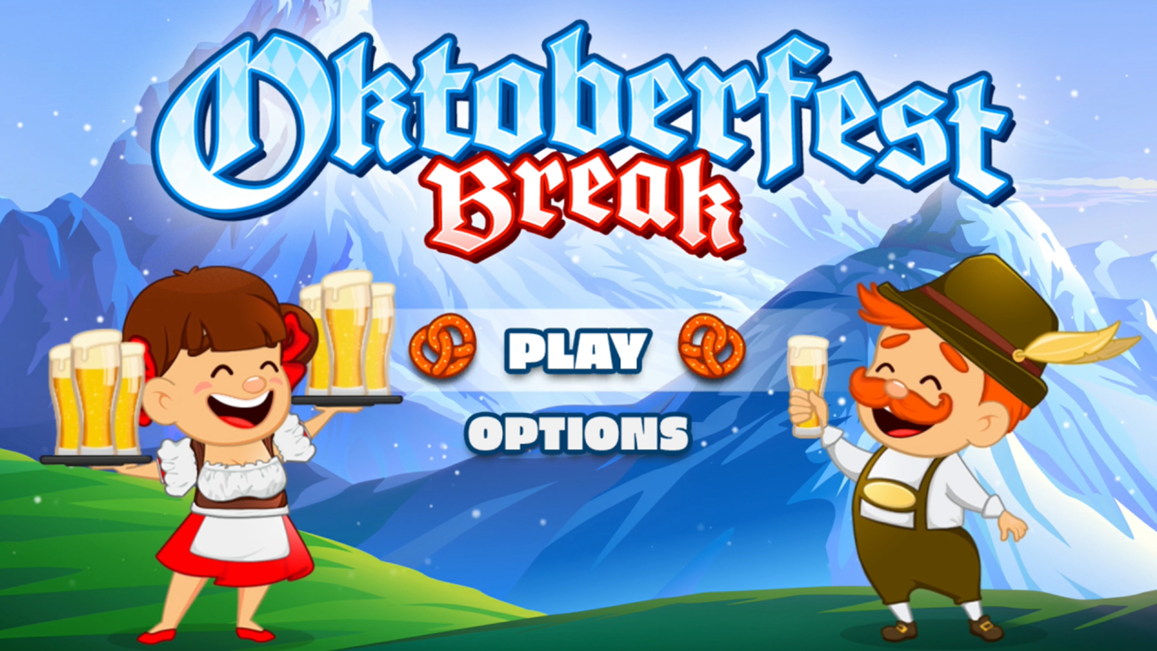 Скриншот №1 к Oktoberfest Break - Avatar Full Game Bundle